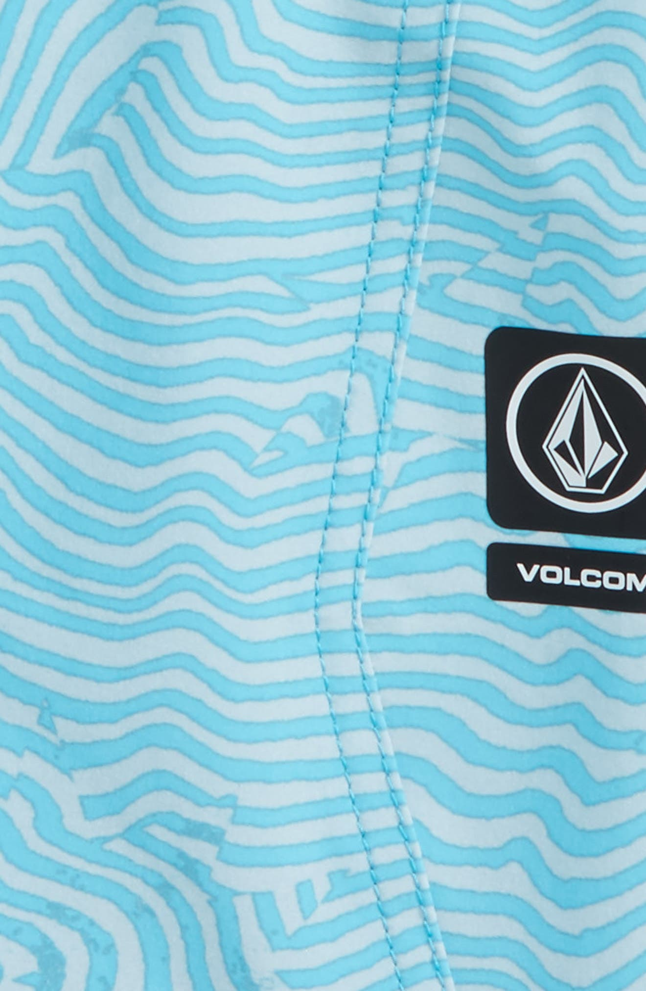 Magnetic Stone Board Shorts,                             Alternate thumbnail 2, color,                             457