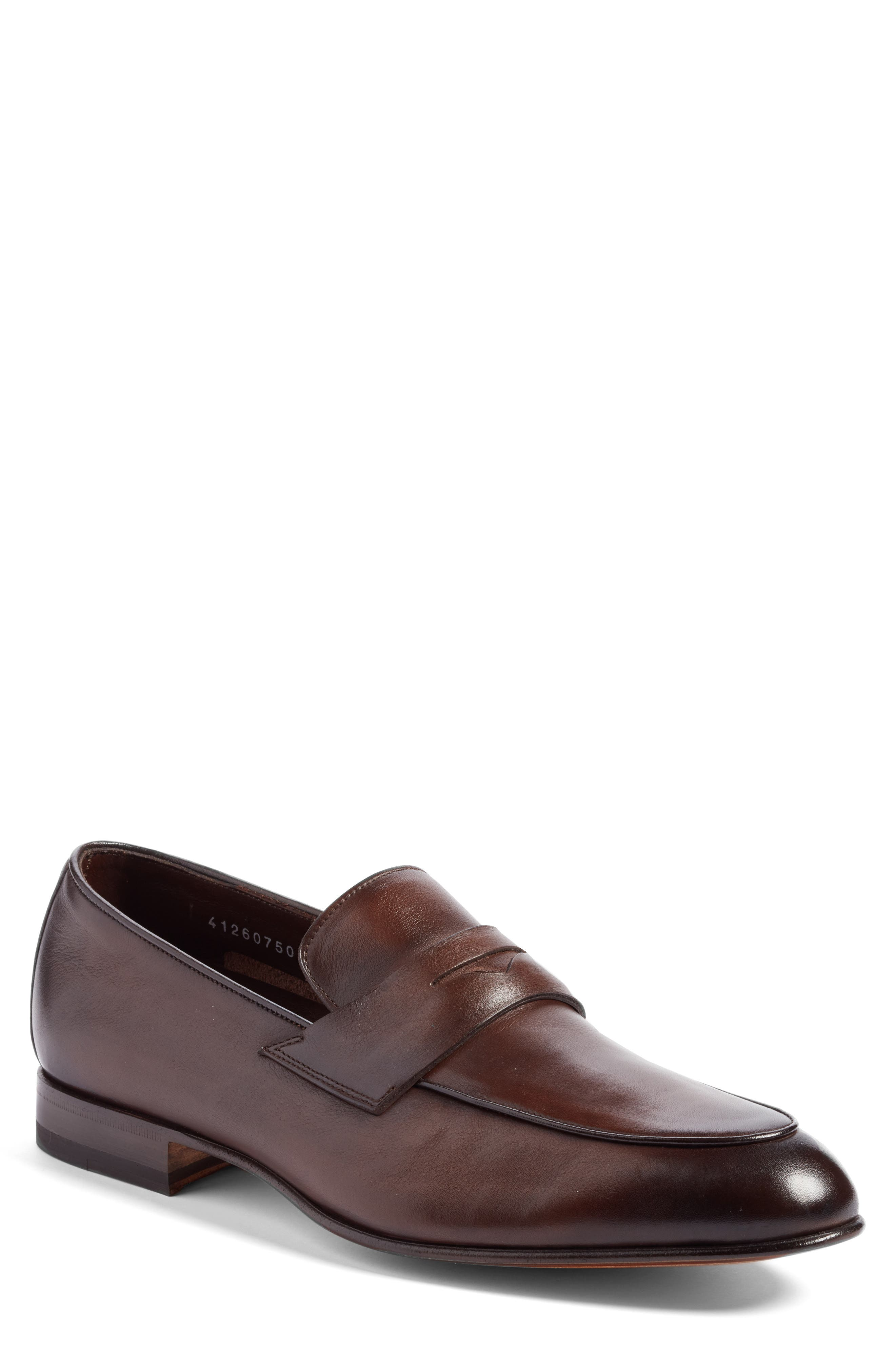 Fontaine Penny Loafer,                             Main thumbnail 1, color,                             209