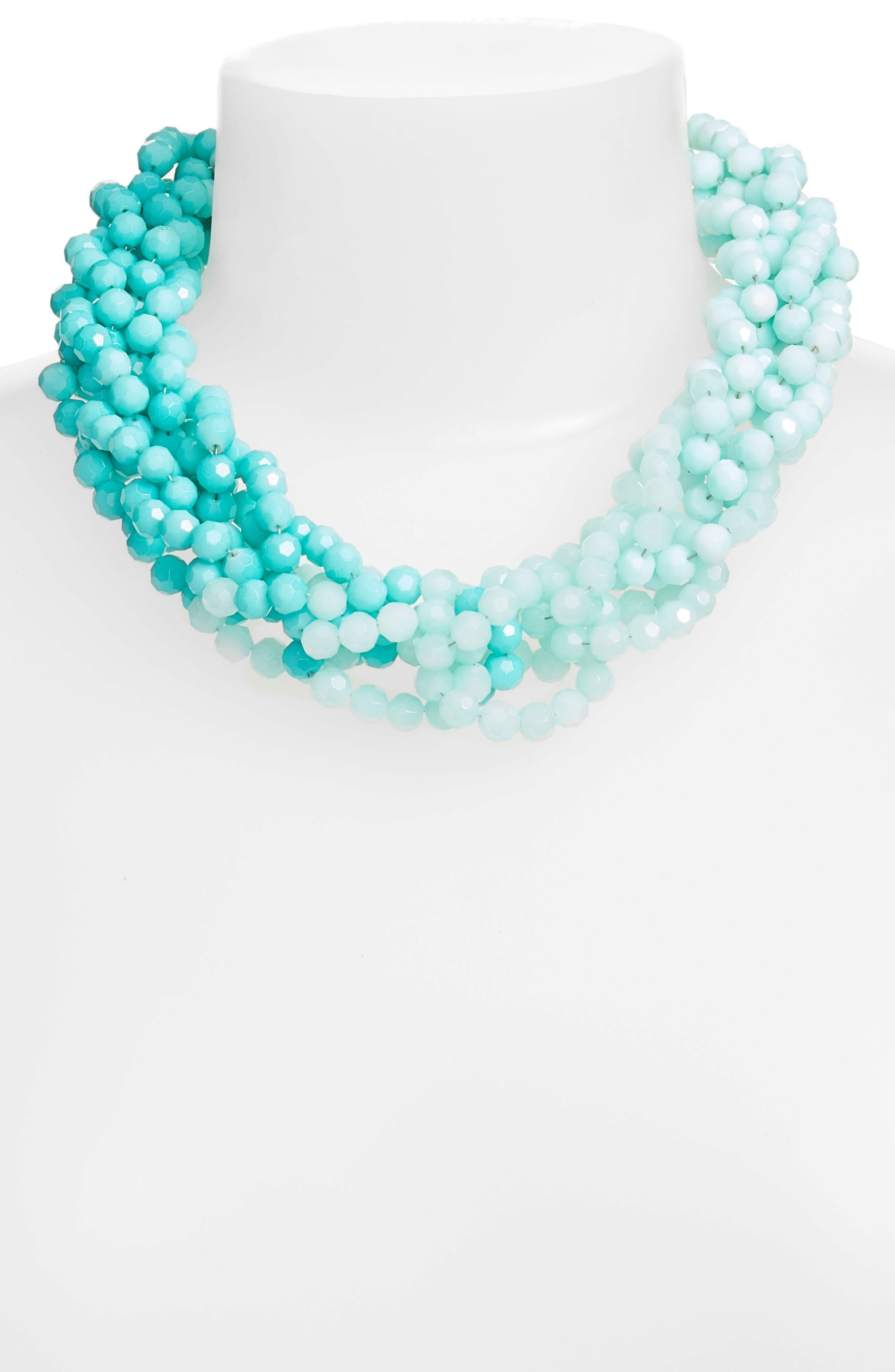 the bead goes on collar necklace,                             Alternate thumbnail 2, color,                             440