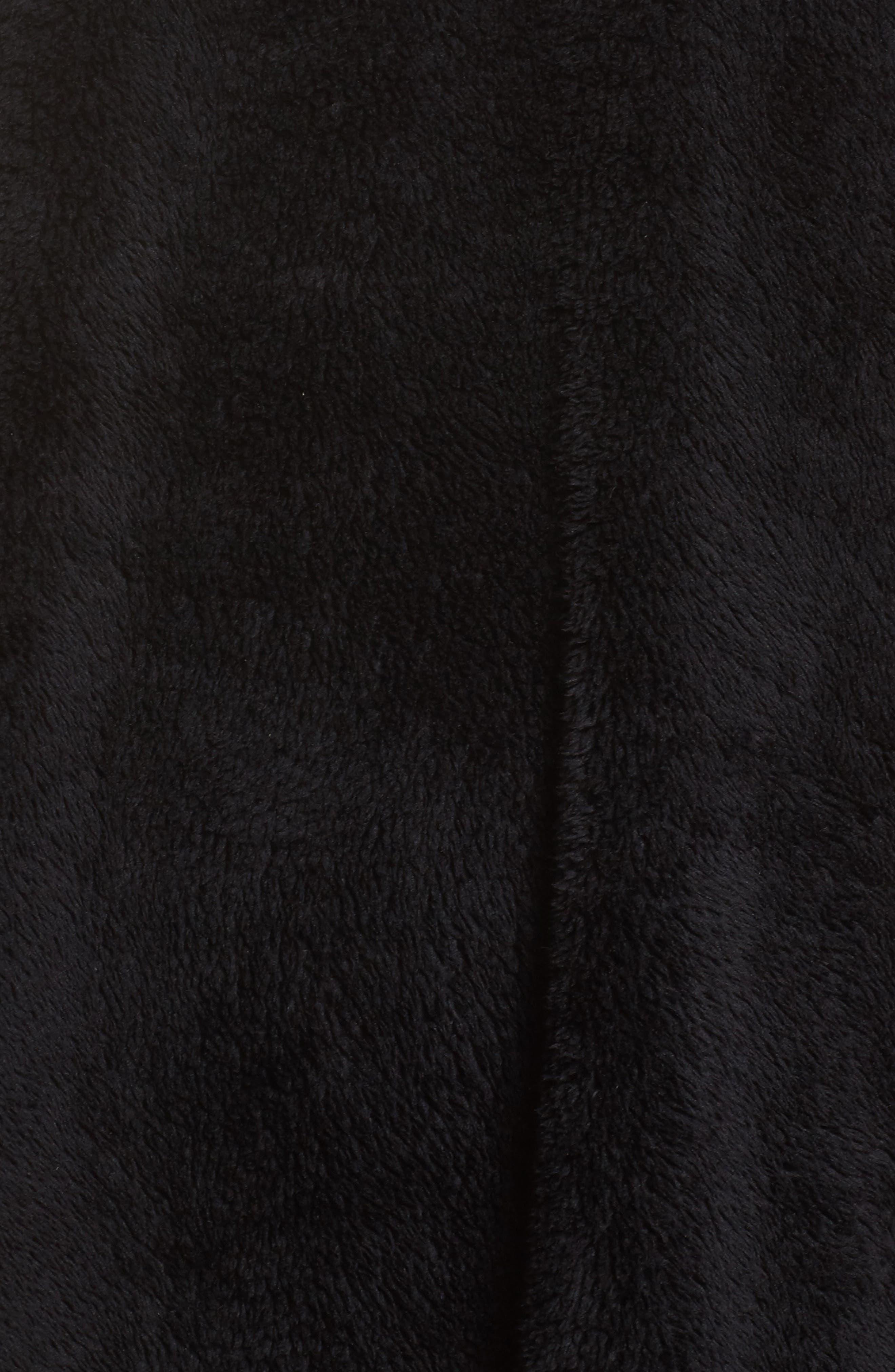 Fleece Oversize Hoodie,                             Alternate thumbnail 10, color,