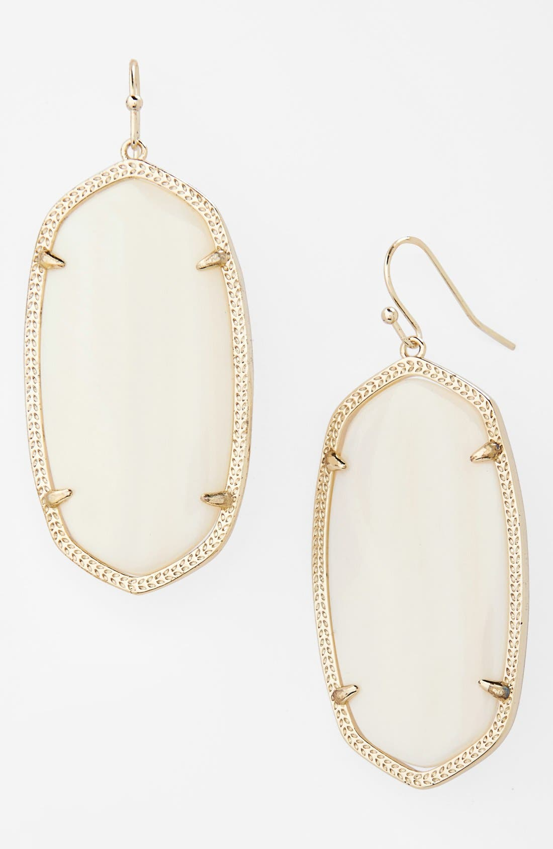 Danielle - Large Oval Statement Earrings,                             Main thumbnail 43, color,