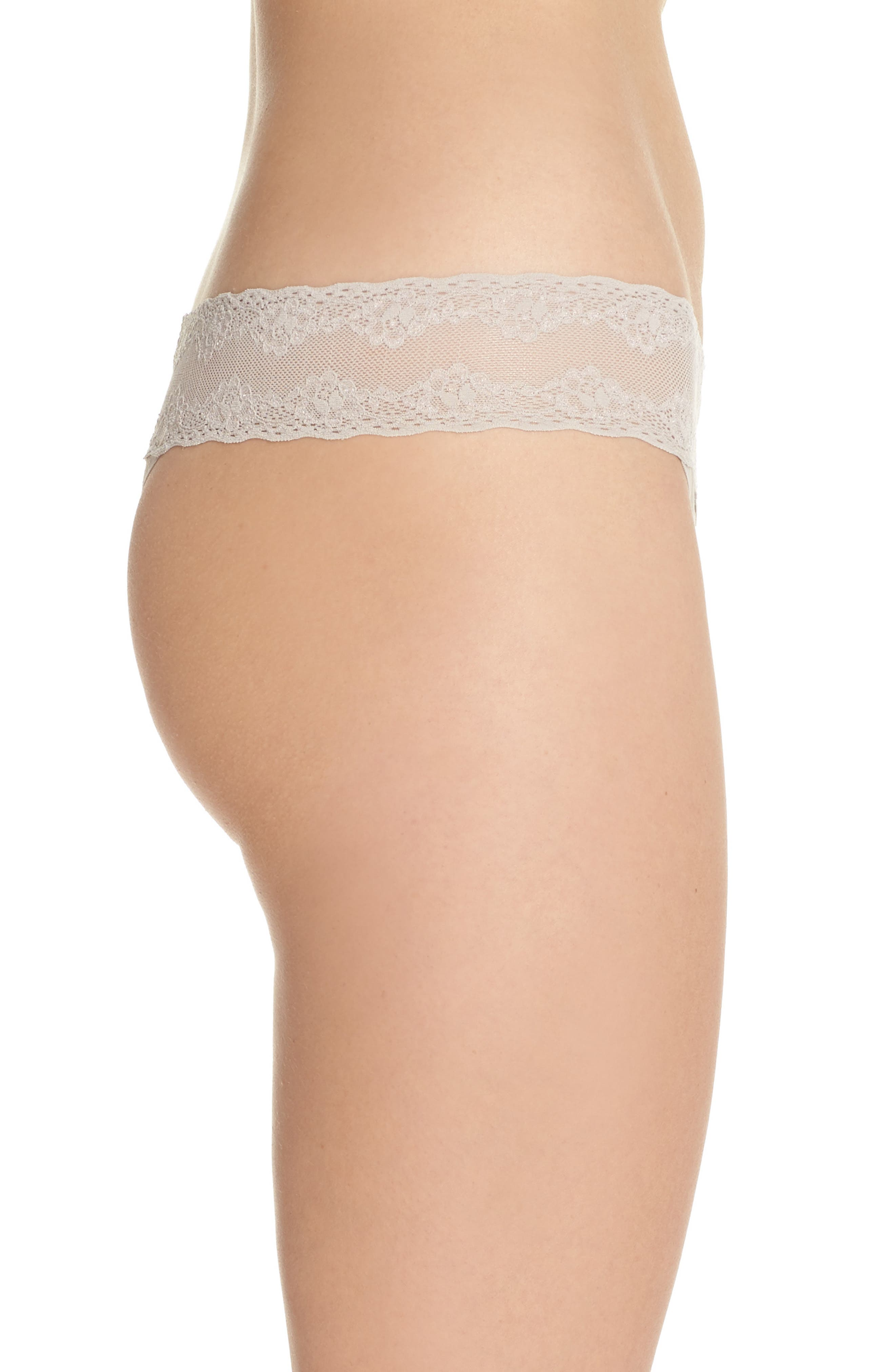 Bliss Perfection Thong,                             Alternate thumbnail 202, color,