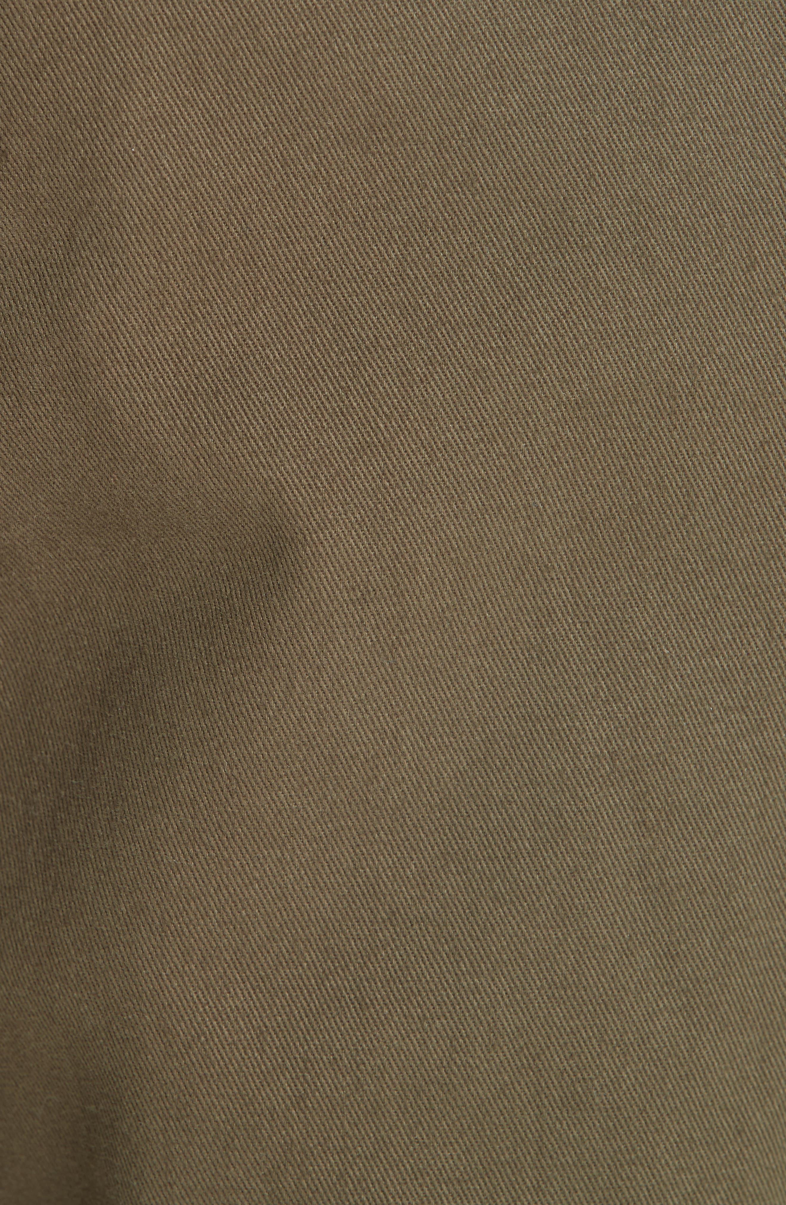 Storm Utility Cargo Pants,                             Alternate thumbnail 5, color,                             OLIVE