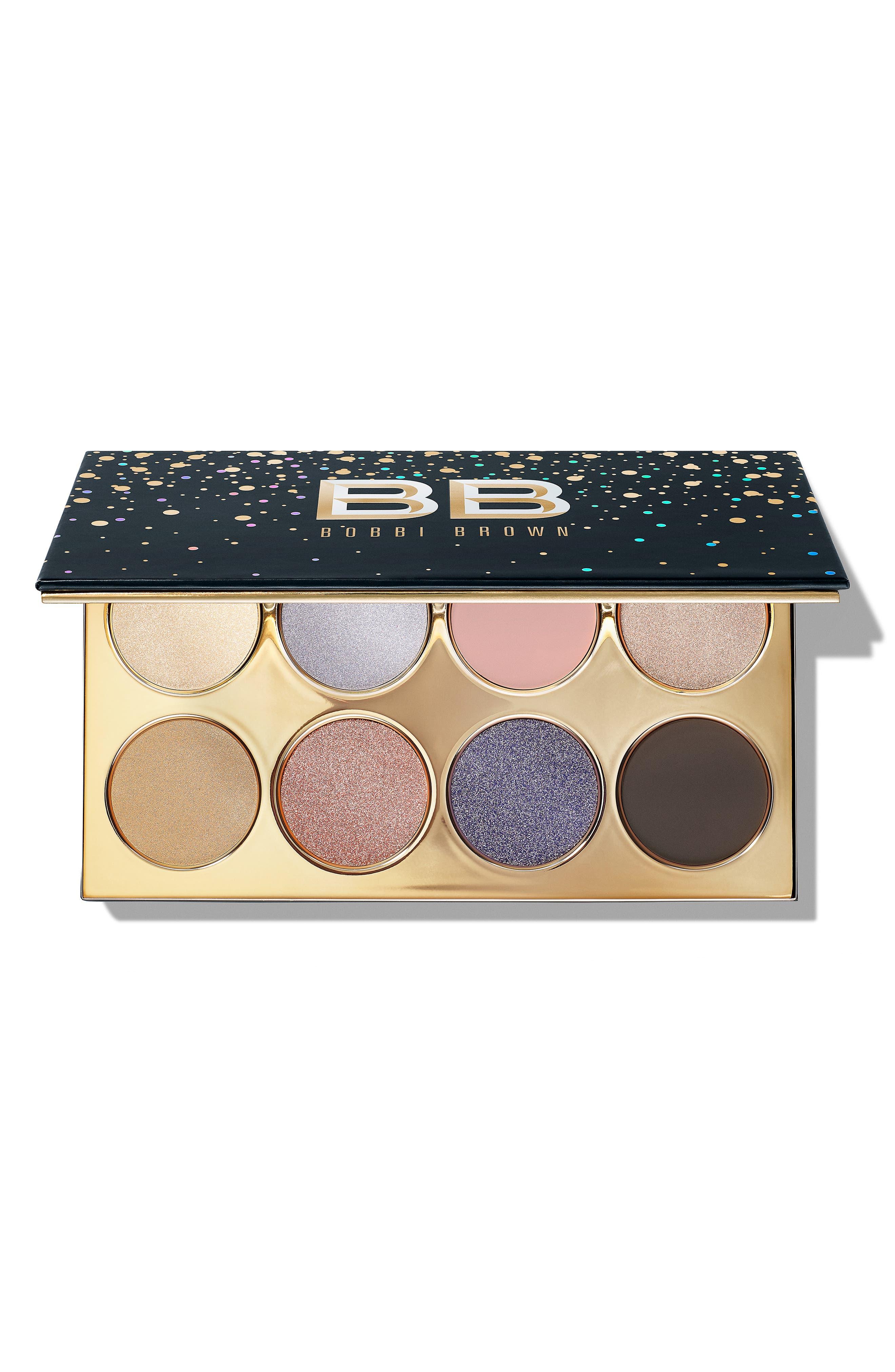 Crystal Eyeshadow Palette,                         Main,                         color, STARLIGHT