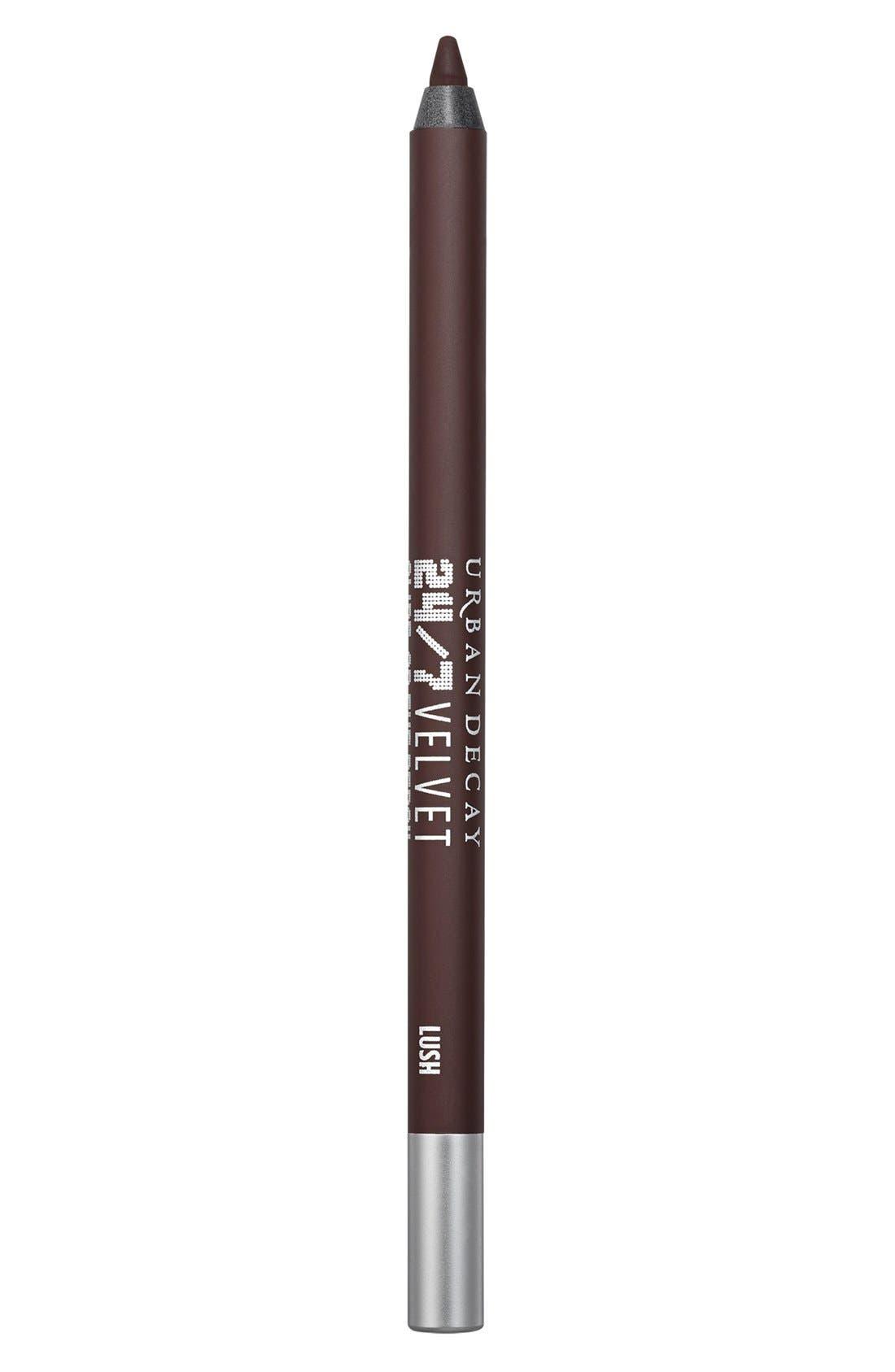 24/7 Velvet Glide-On Eye Pencil,                             Main thumbnail 3, color,