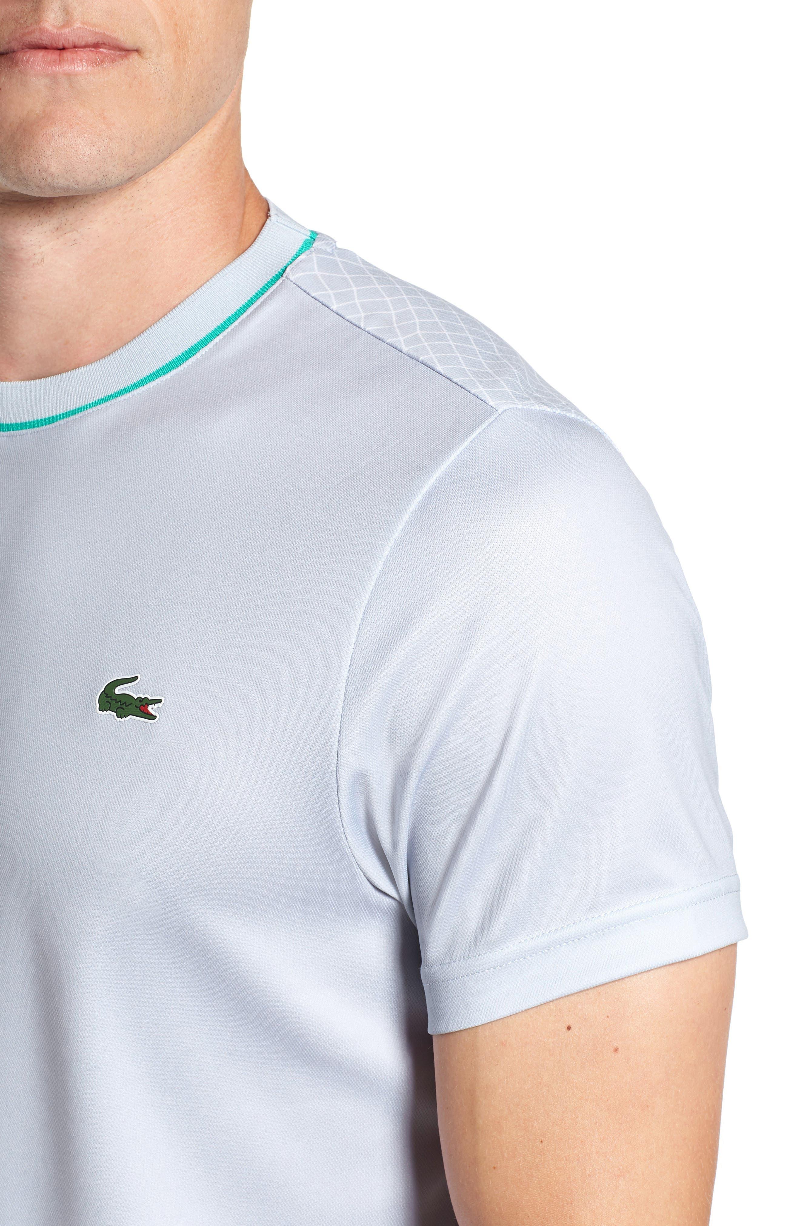 Regular Fit Ultra Dry T-Shirt,                             Alternate thumbnail 4, color,                             032