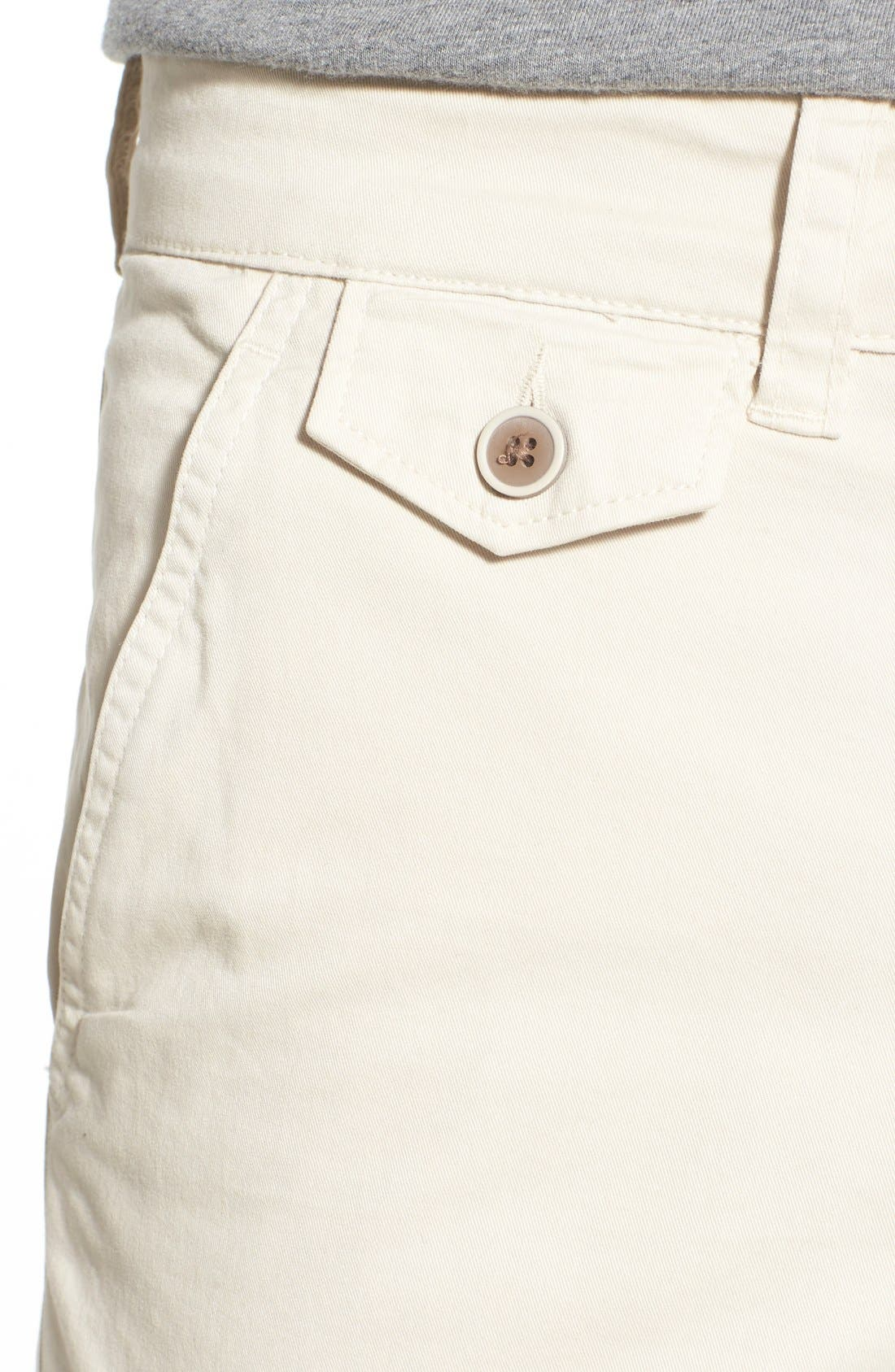 'Sunny' Stretch Chino Shorts,                             Alternate thumbnail 20, color,