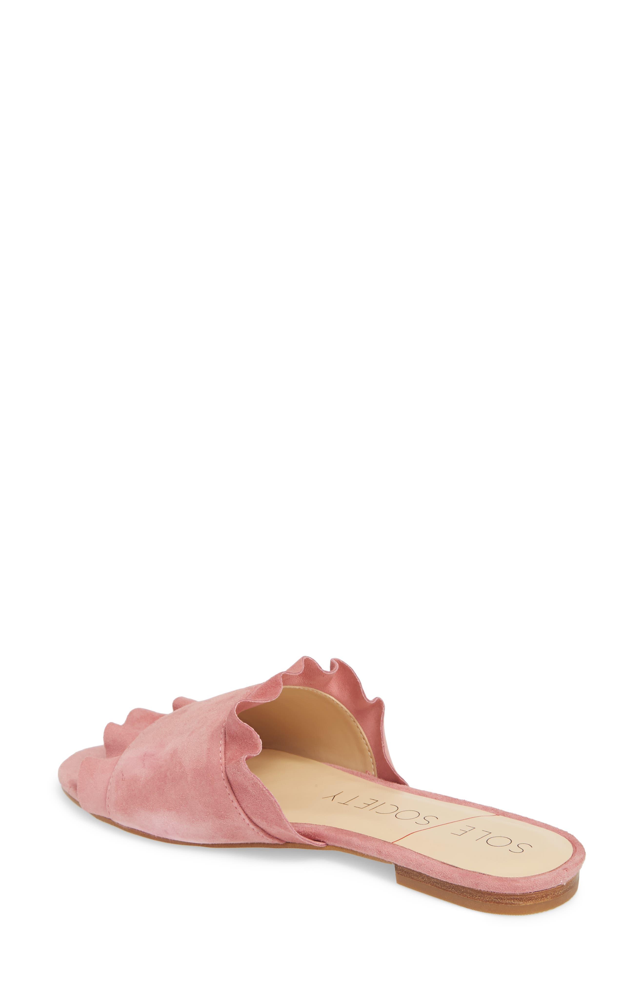 So-Madalayne Flat Sandal,                             Alternate thumbnail 2, color,                             658
