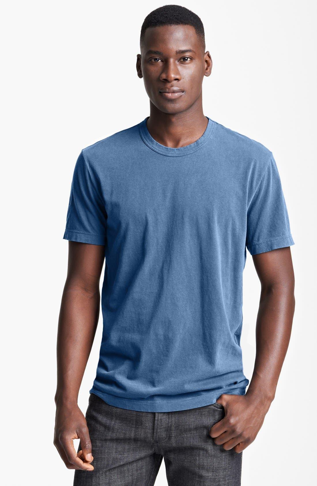 Crewneck Jersey T-Shirt,                             Main thumbnail 81, color,