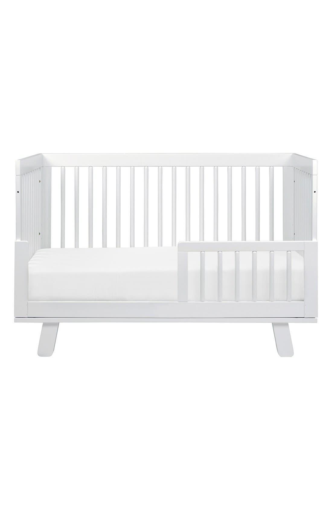 'Hudson' 3-in-1 Convertible Crib,                             Alternate thumbnail 18, color,