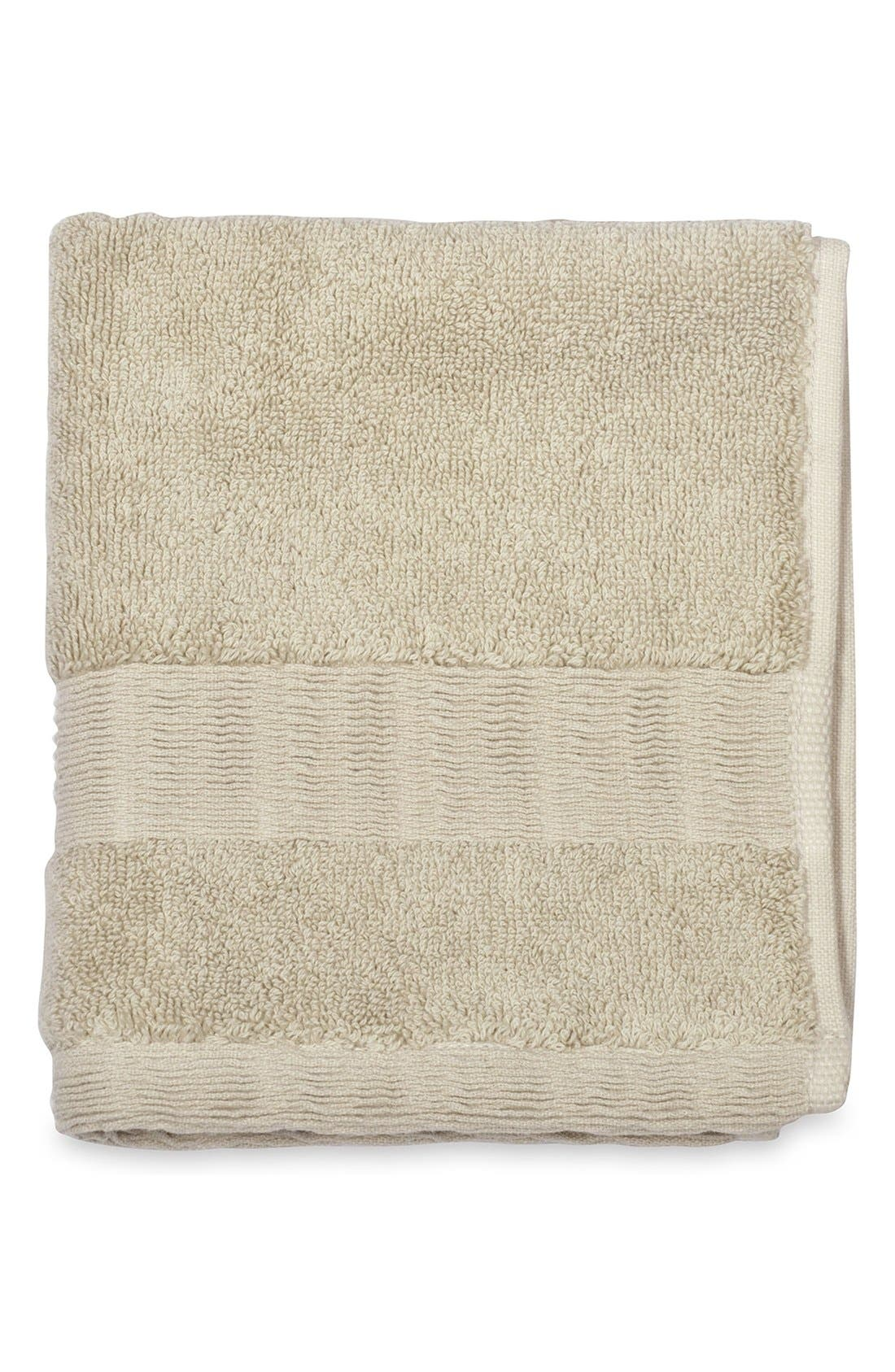 Mercer Wash Towel,                             Main thumbnail 1, color,                             STONE