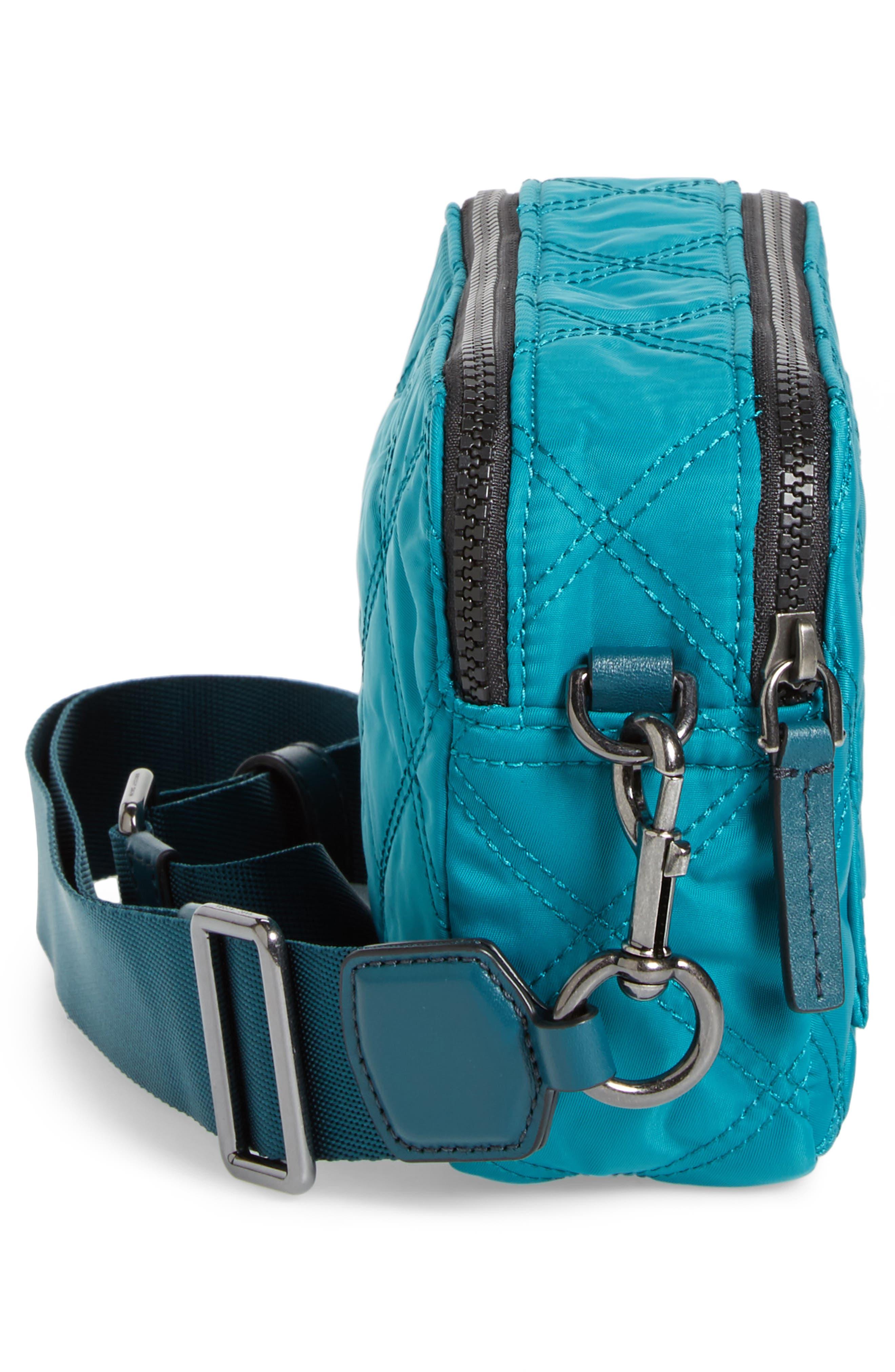 Nylon Knot Crossbody Bag,                             Alternate thumbnail 14, color,