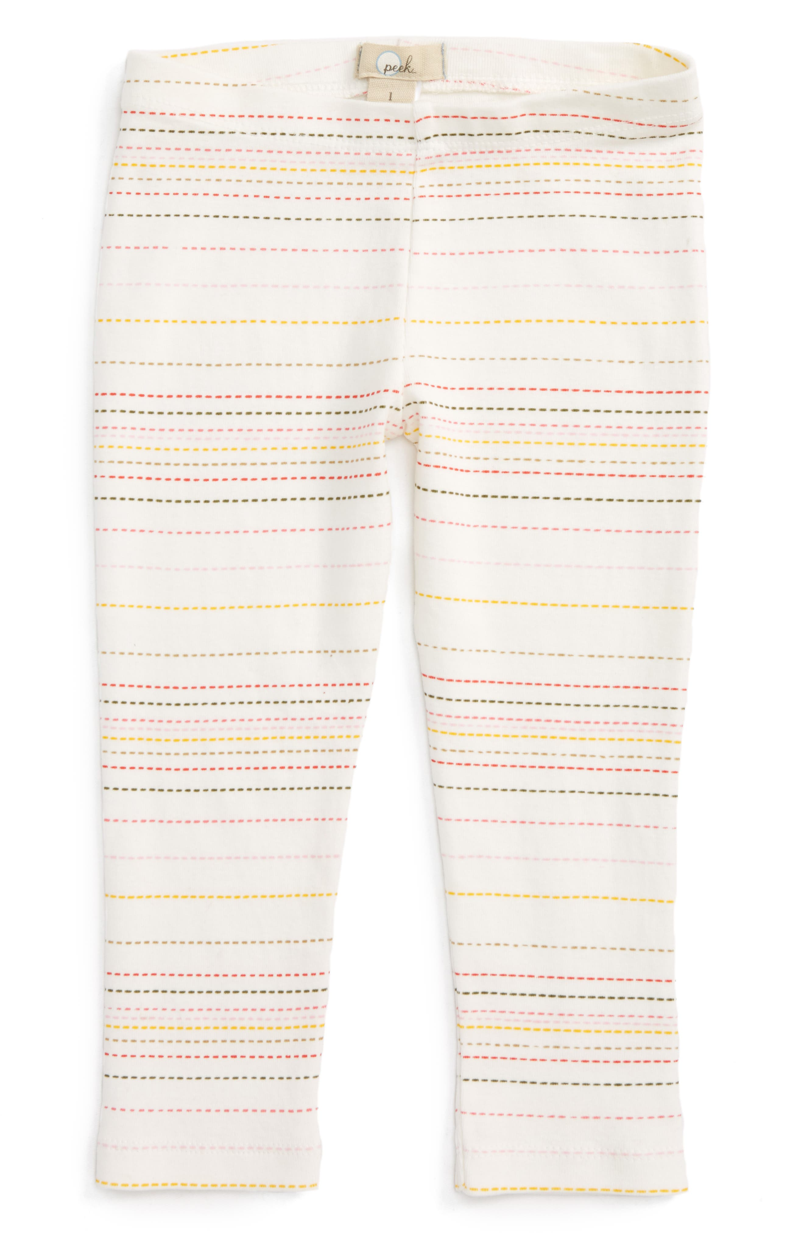 Peek Layla Stripe Leggings,                             Main thumbnail 1, color,                             900