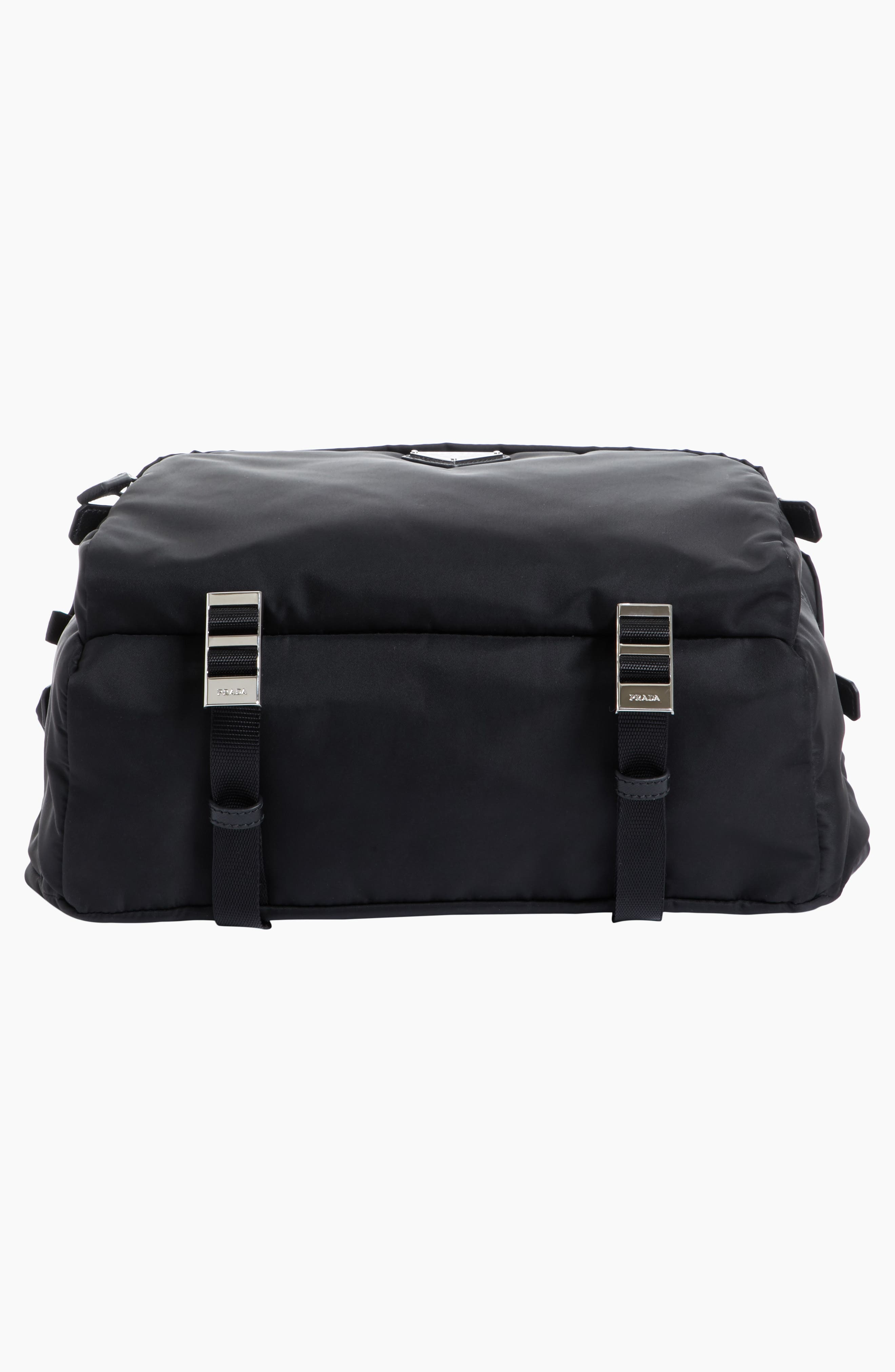 Messenger Bag,                             Alternate thumbnail 6, color,                             001