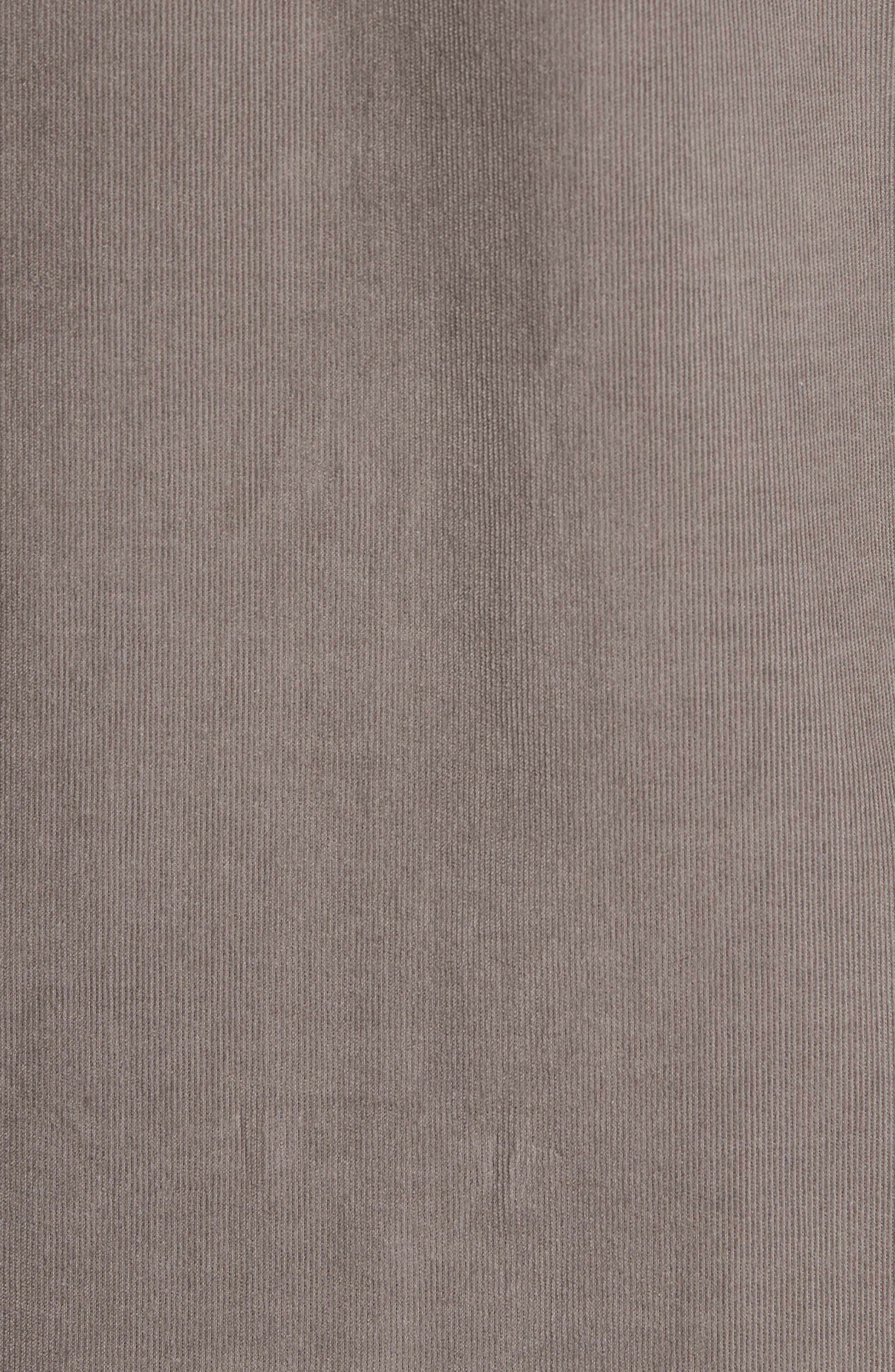 Harrison Cord Standard Fit Shirt,                             Alternate thumbnail 5, color,                             050