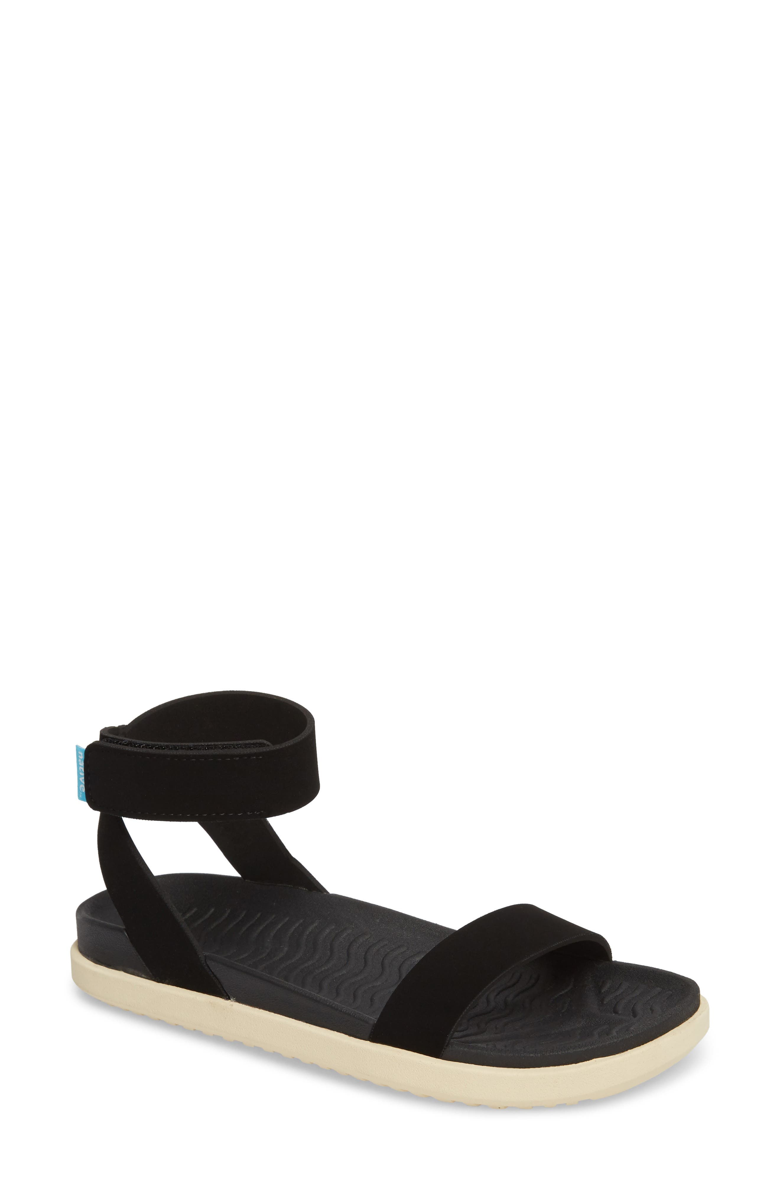Native Shoes Juliet Sandal, Black