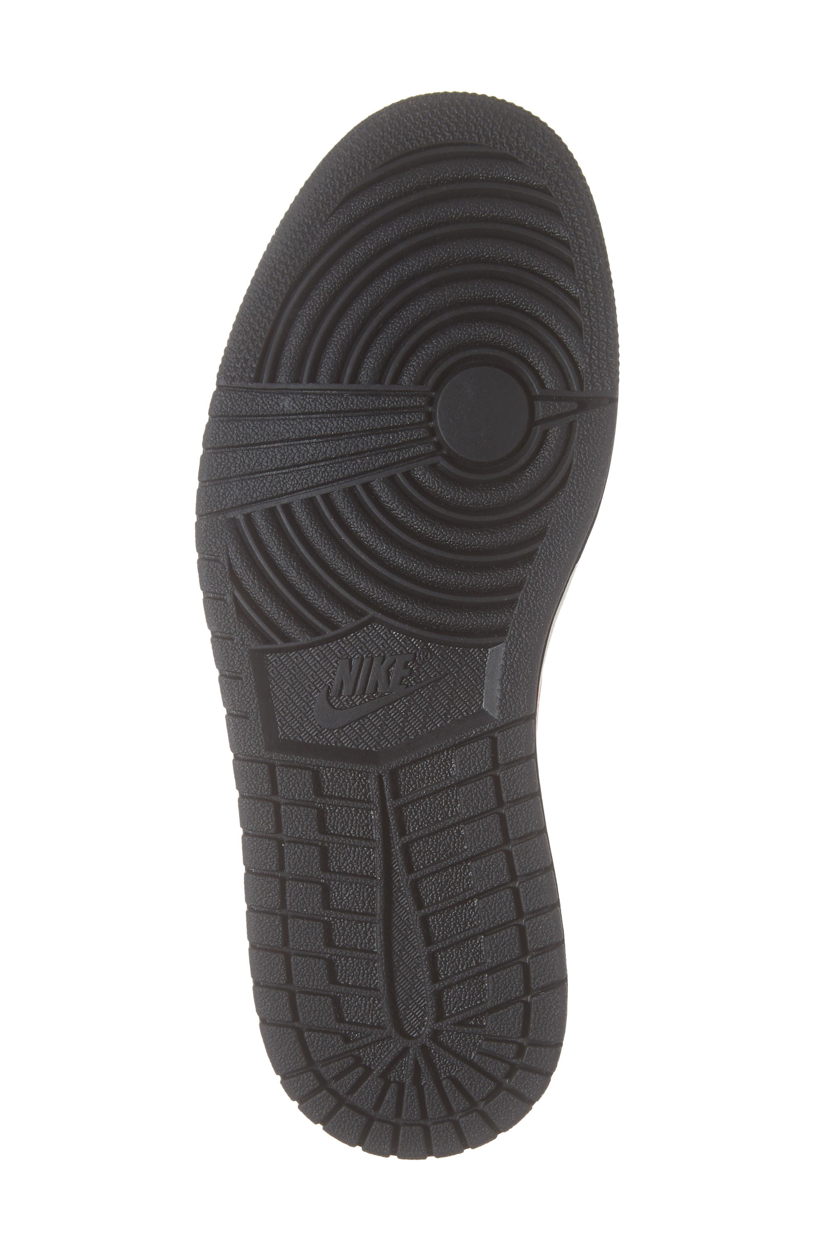 NIKE,                             Air Jordan 1 Retro Low OG Sneaker,                             Alternate thumbnail 6, color,                             200
