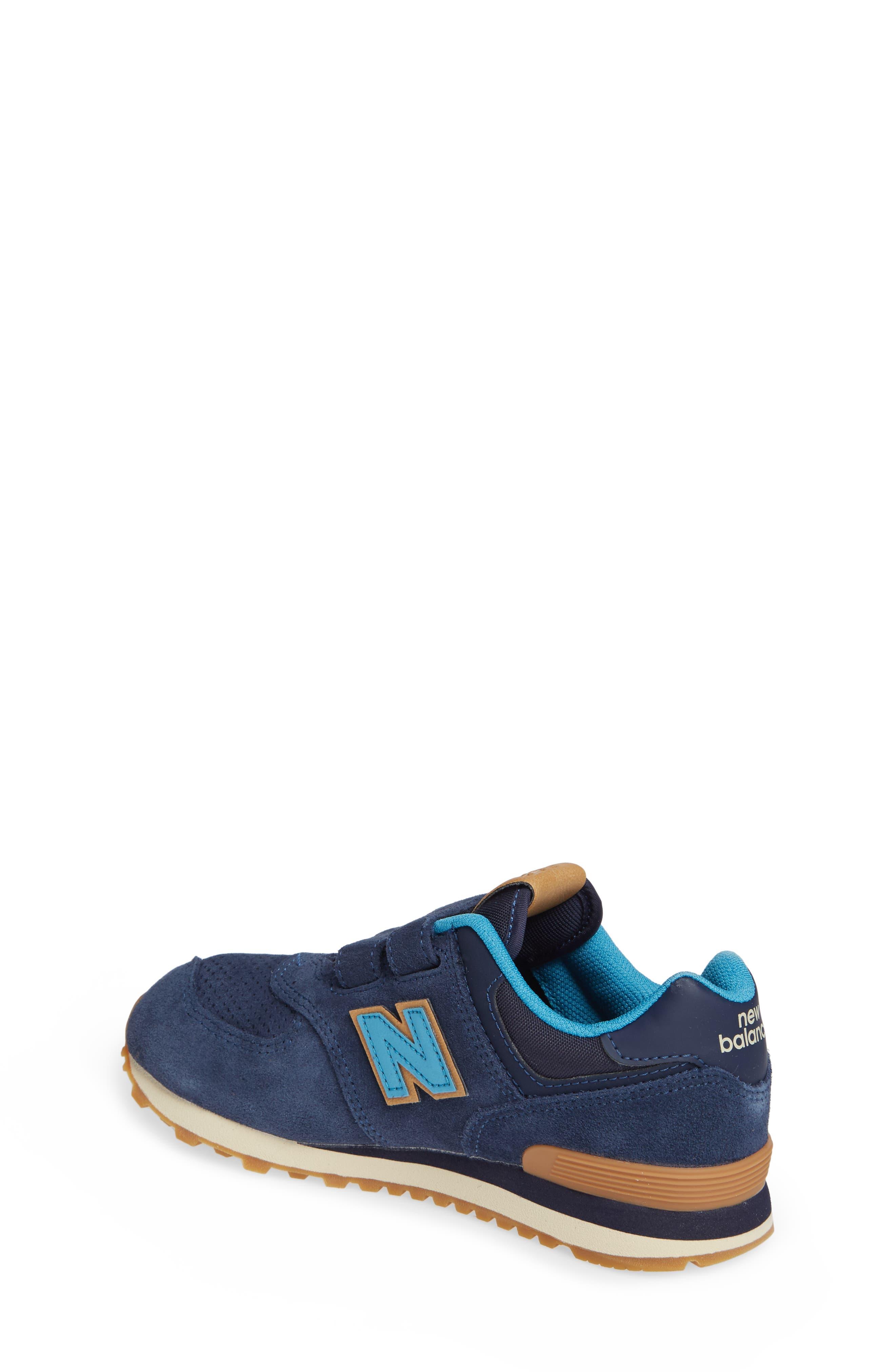 574 Sneaker,                             Alternate thumbnail 2, color,                             PIGMENT