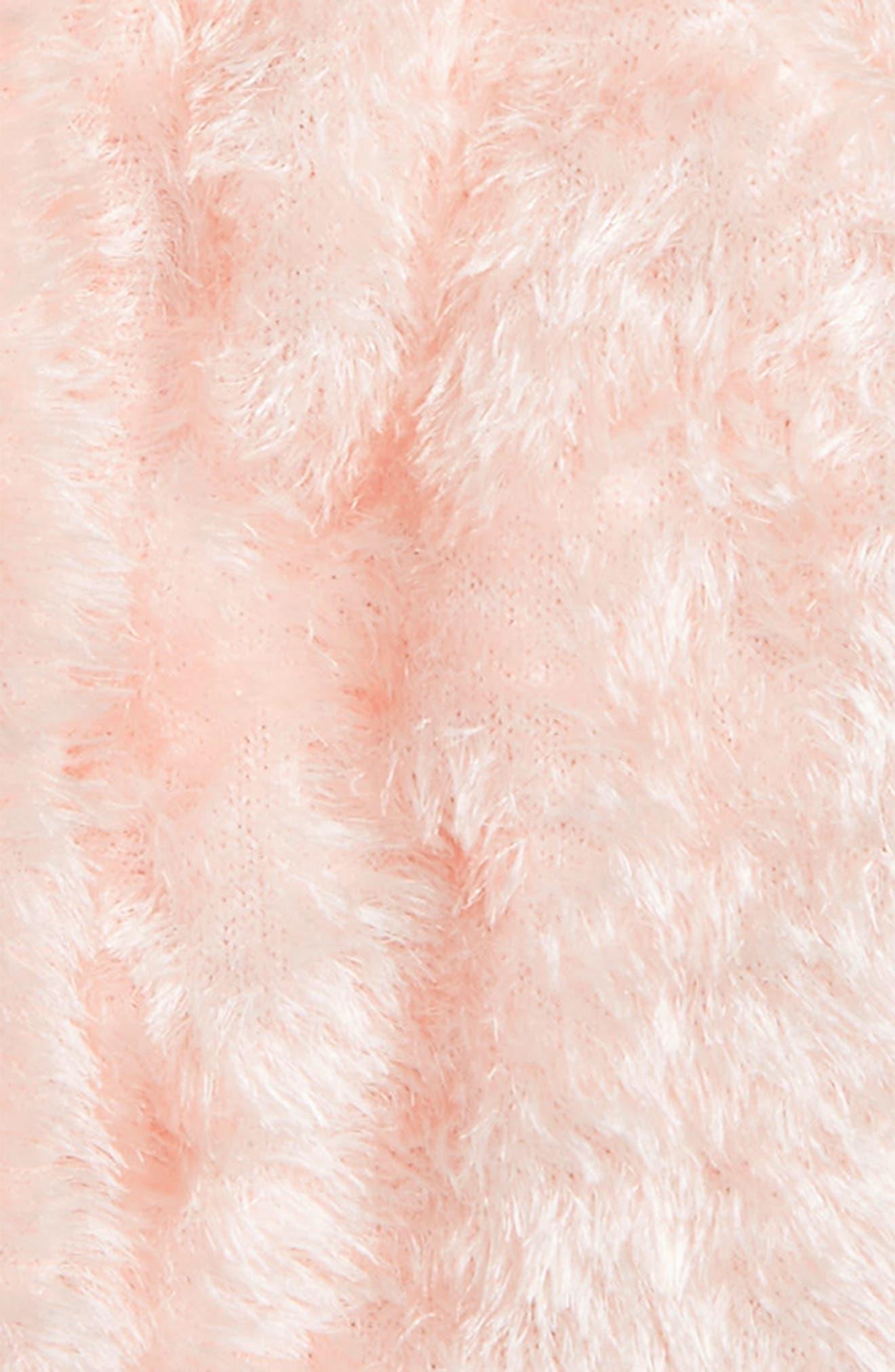 Faux Fur Jacket,                             Alternate thumbnail 2, color,                             652