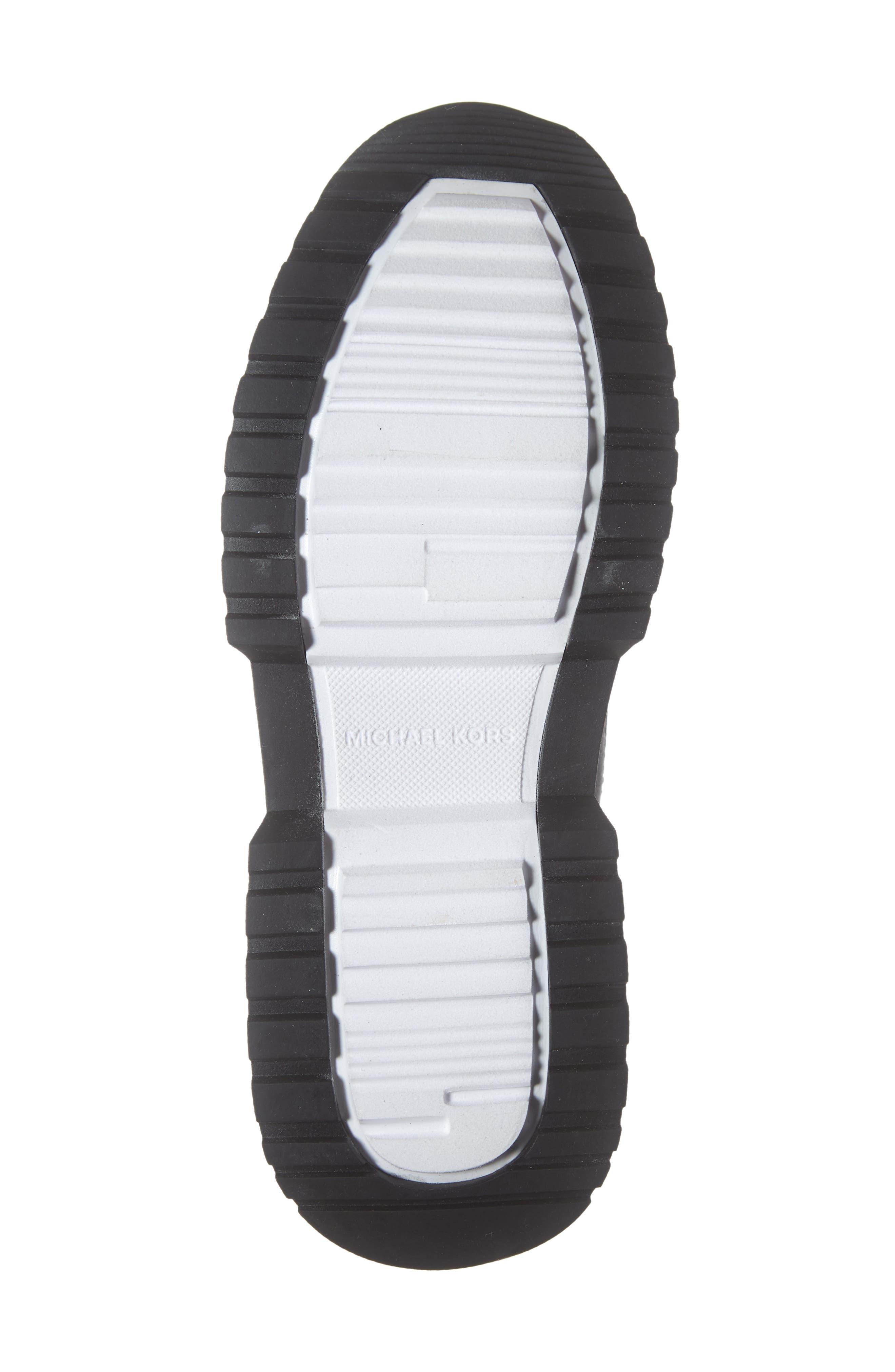Cosmo Sneaker,                             Alternate thumbnail 6, color,                             SILVER METALLIC MULTI