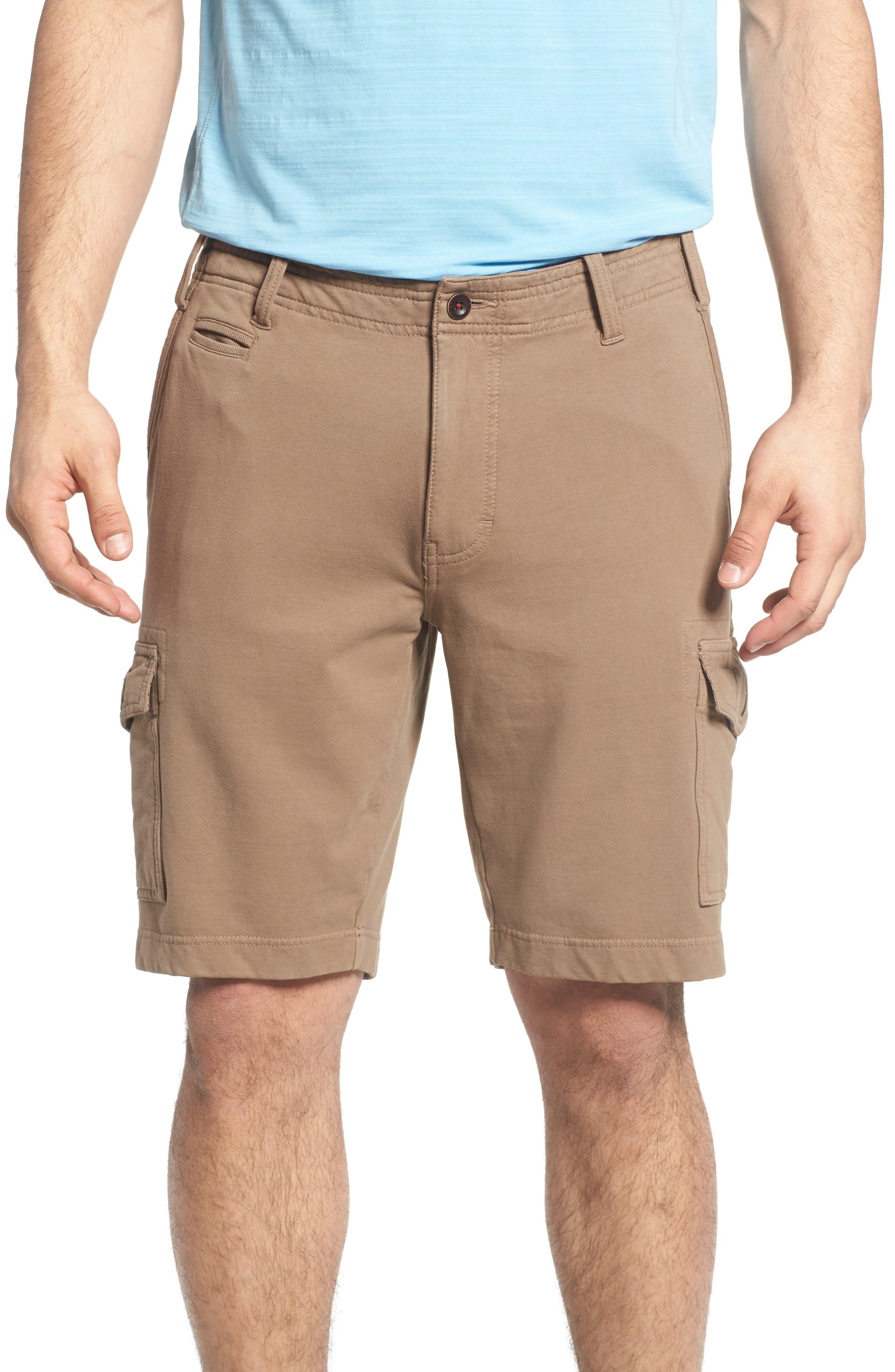 Carlton Knit Cargo Shorts,                         Main,                         color, 249