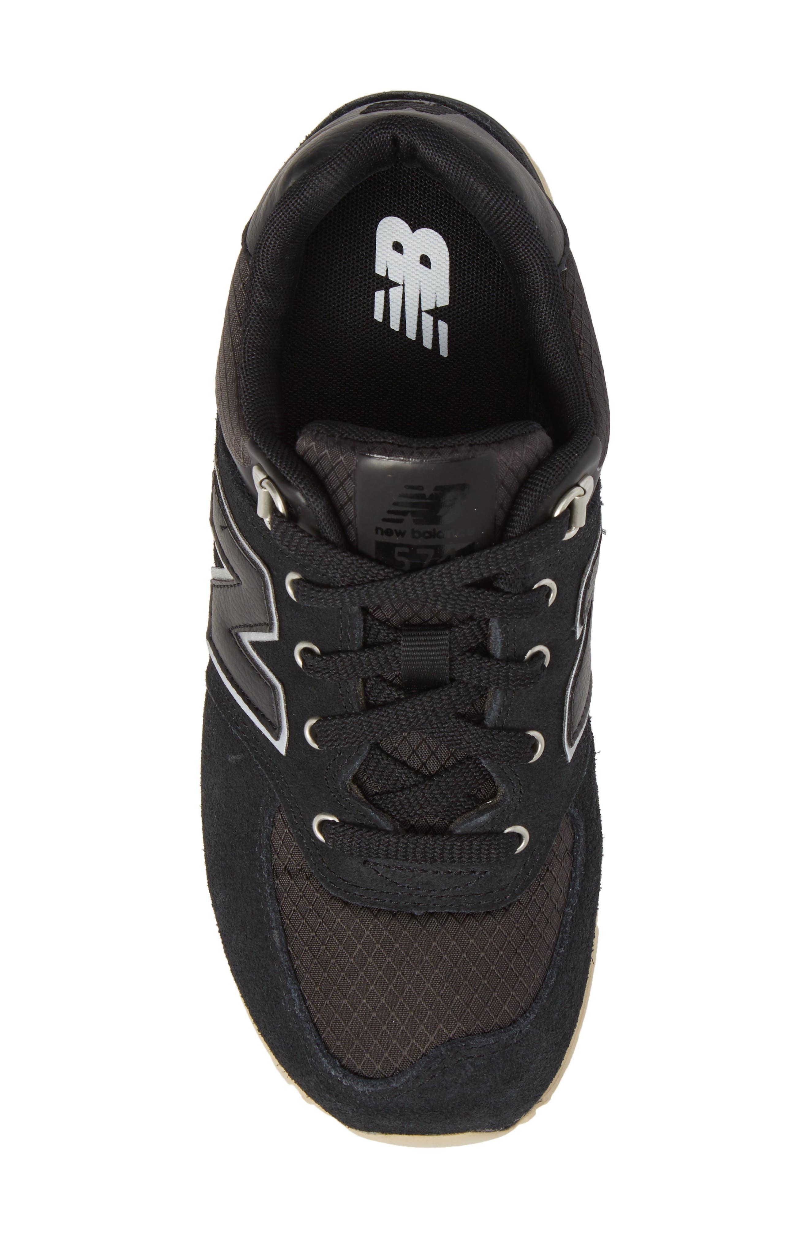 574 Sneaker,                             Alternate thumbnail 5, color,                             001