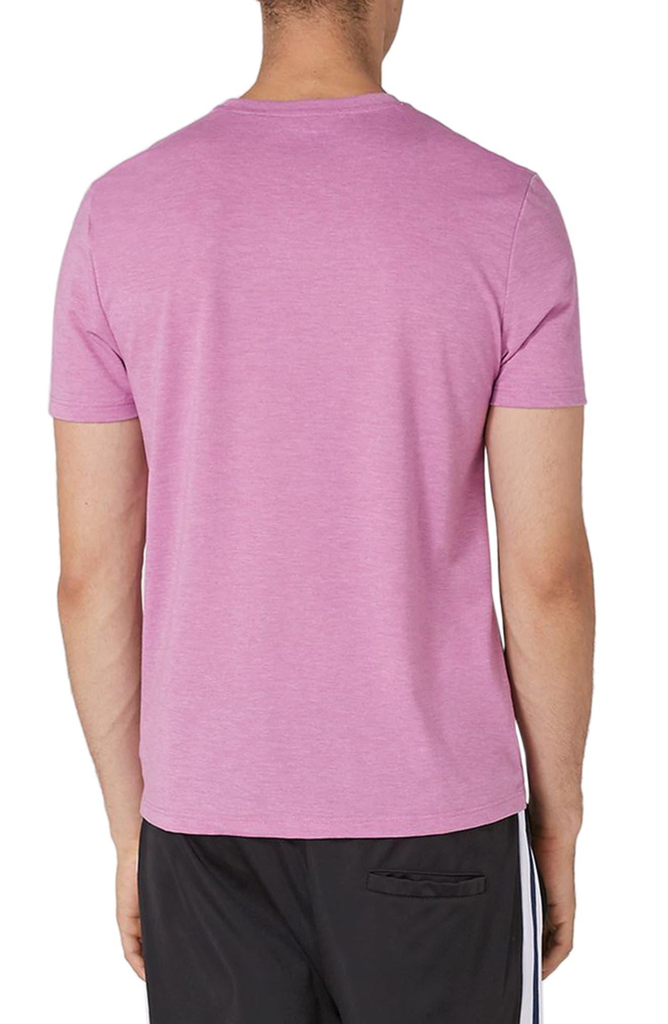 Slim Fit Crewneck T-Shirt,                             Alternate thumbnail 114, color,