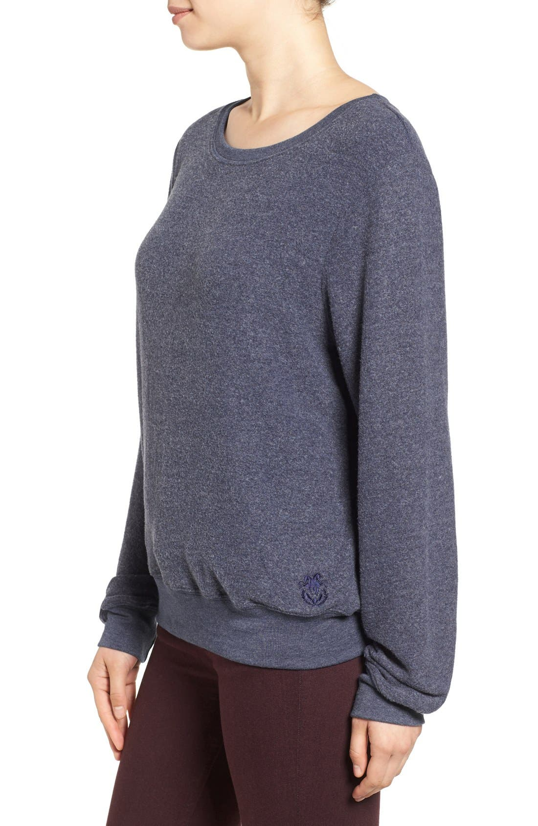 'Baggy Beach Jumper' Pullover,                             Alternate thumbnail 174, color,