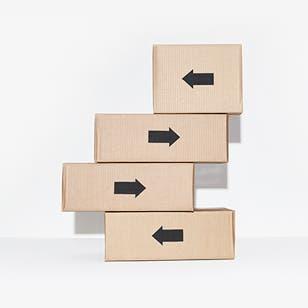 Easy online order pickup.