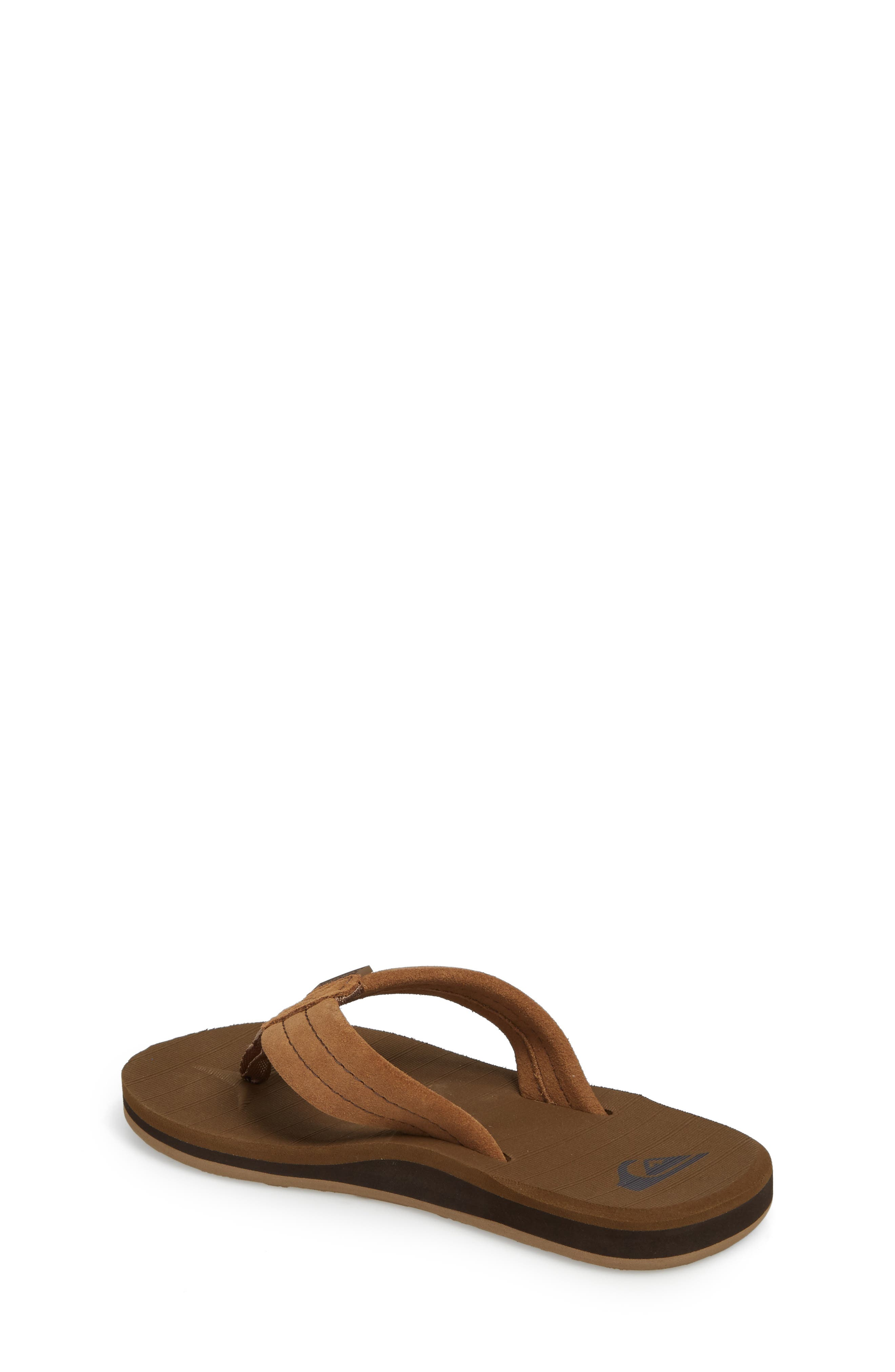Carver Flip Flop,                             Alternate thumbnail 2, color,                             TAN