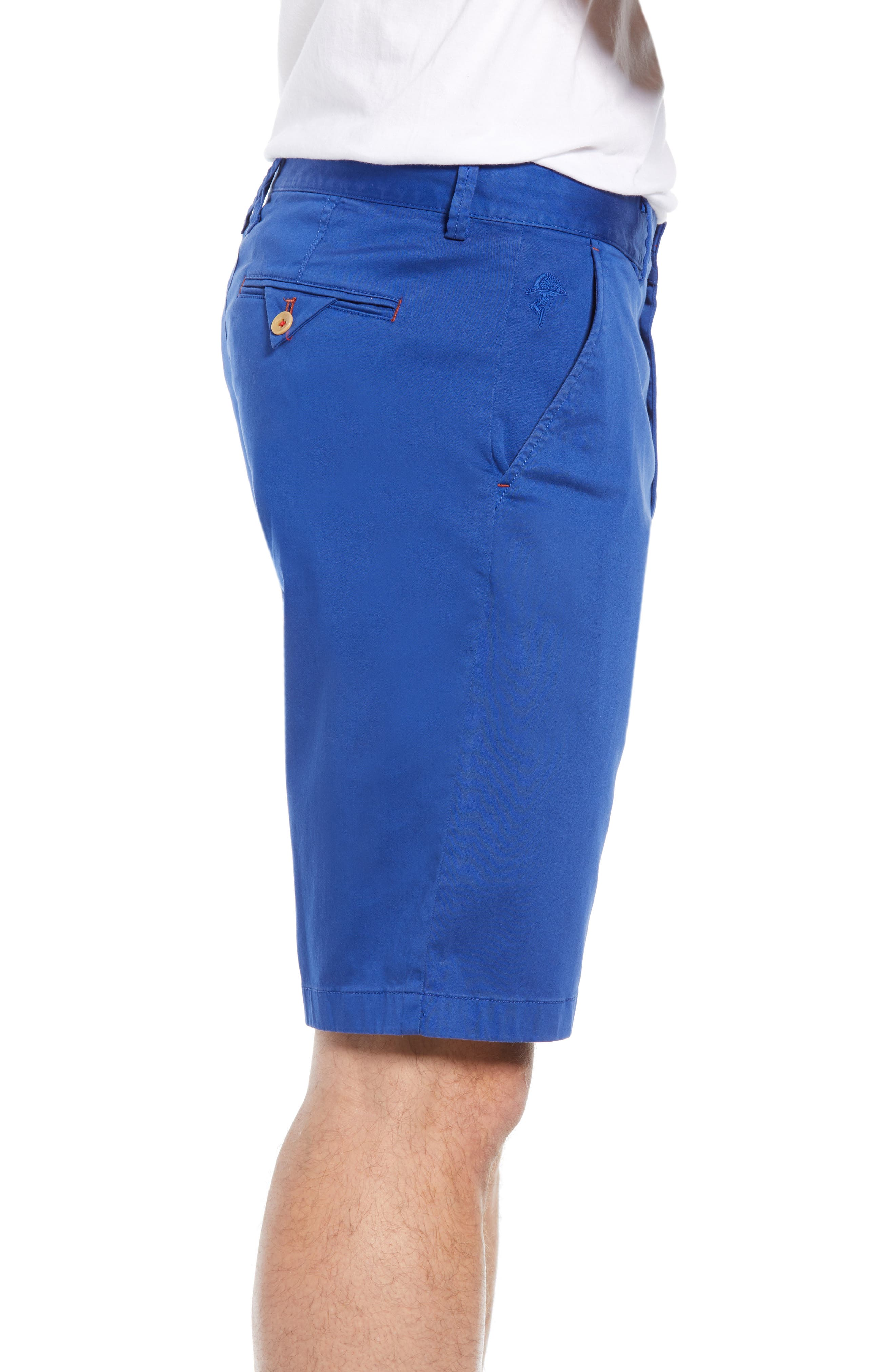 Pioneer Shorts,                             Alternate thumbnail 3, color,                             SAPPHIRE