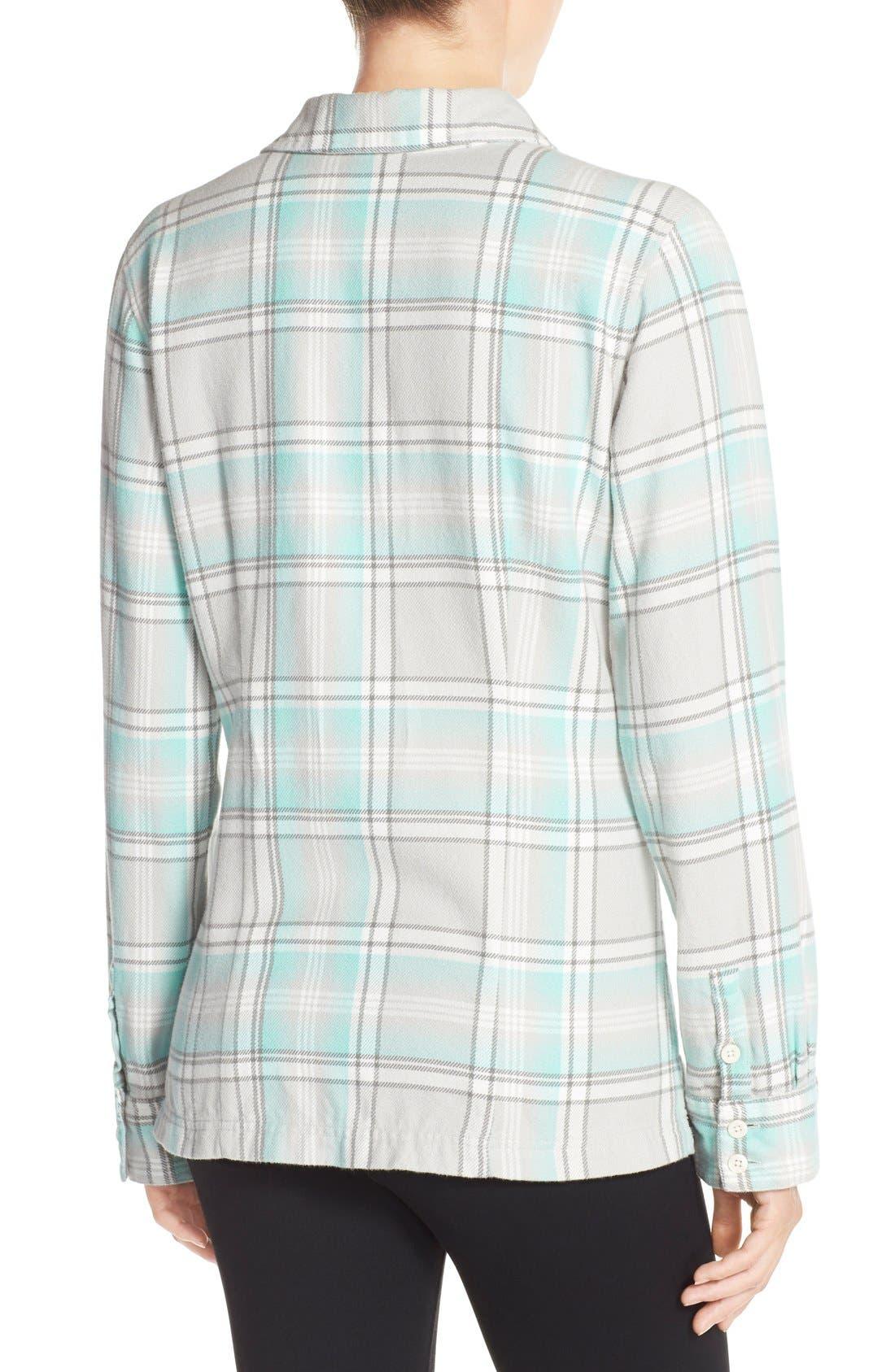 'Fjord' Flannel Shirt,                             Alternate thumbnail 21, color,