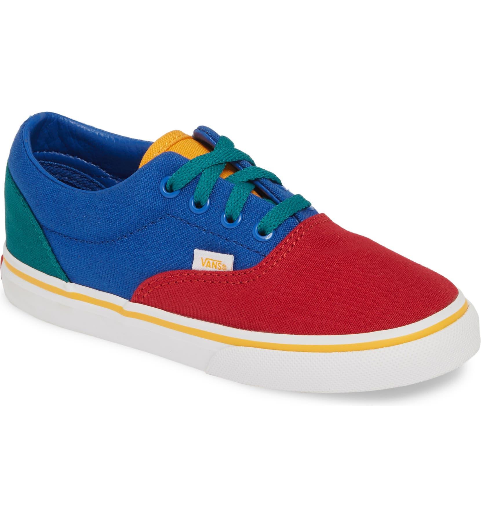 9d9603216c Vans Era Sneaker (Toddler