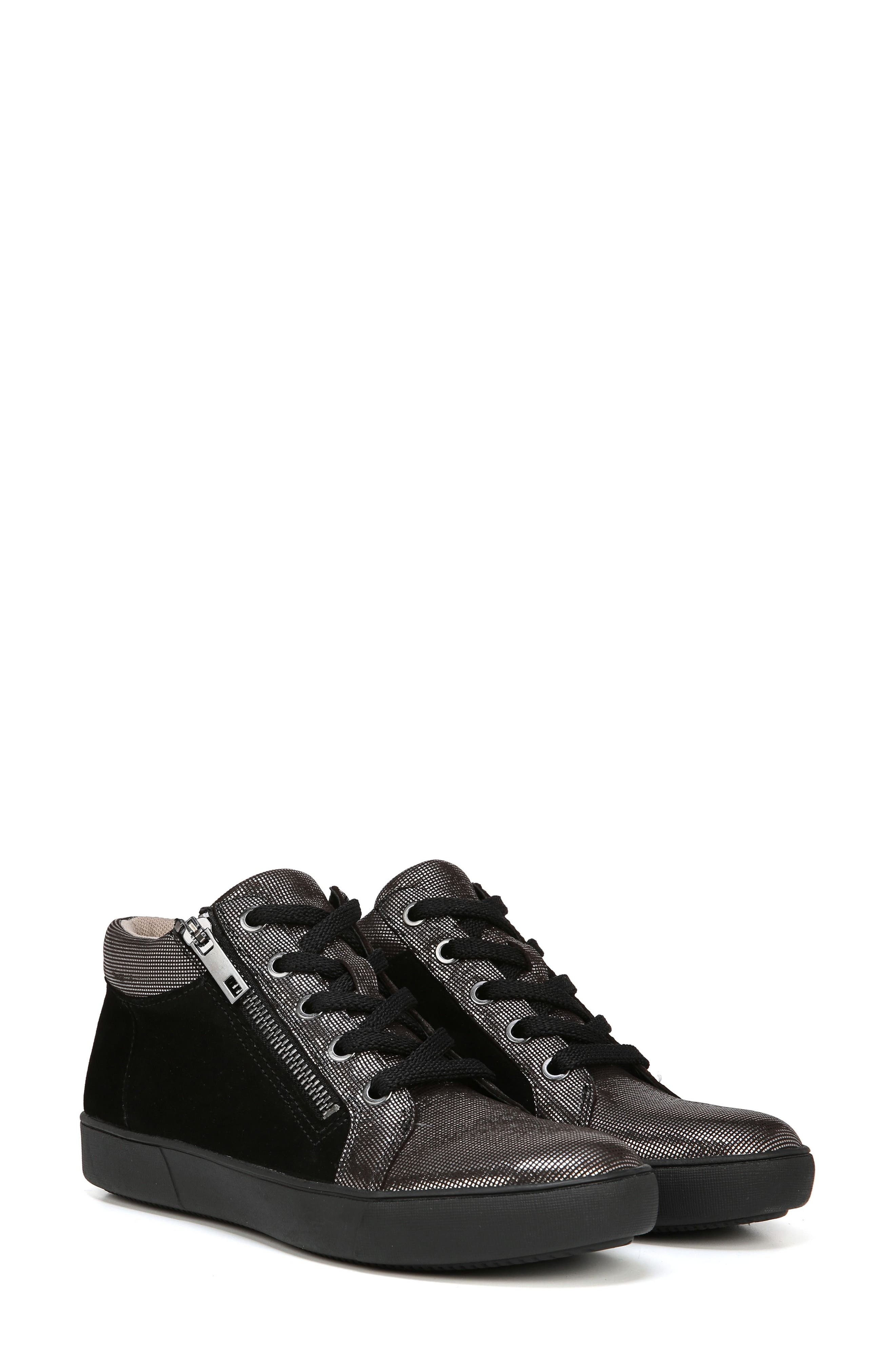 Motley Sneaker,                             Main thumbnail 1, color,                             PEWTER SUEDE