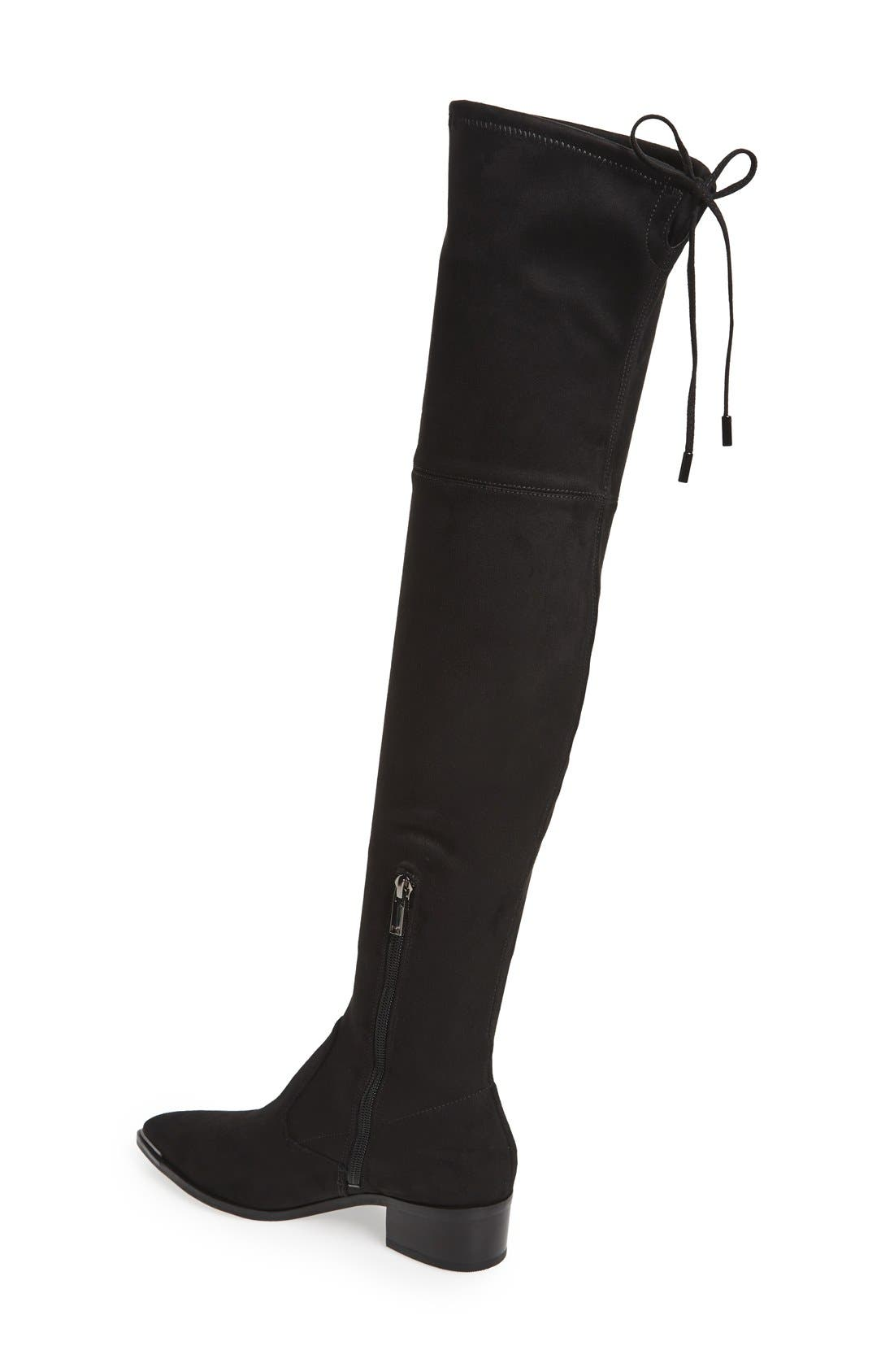 Yenna Over the Knee Boot,                             Alternate thumbnail 2, color,                             001