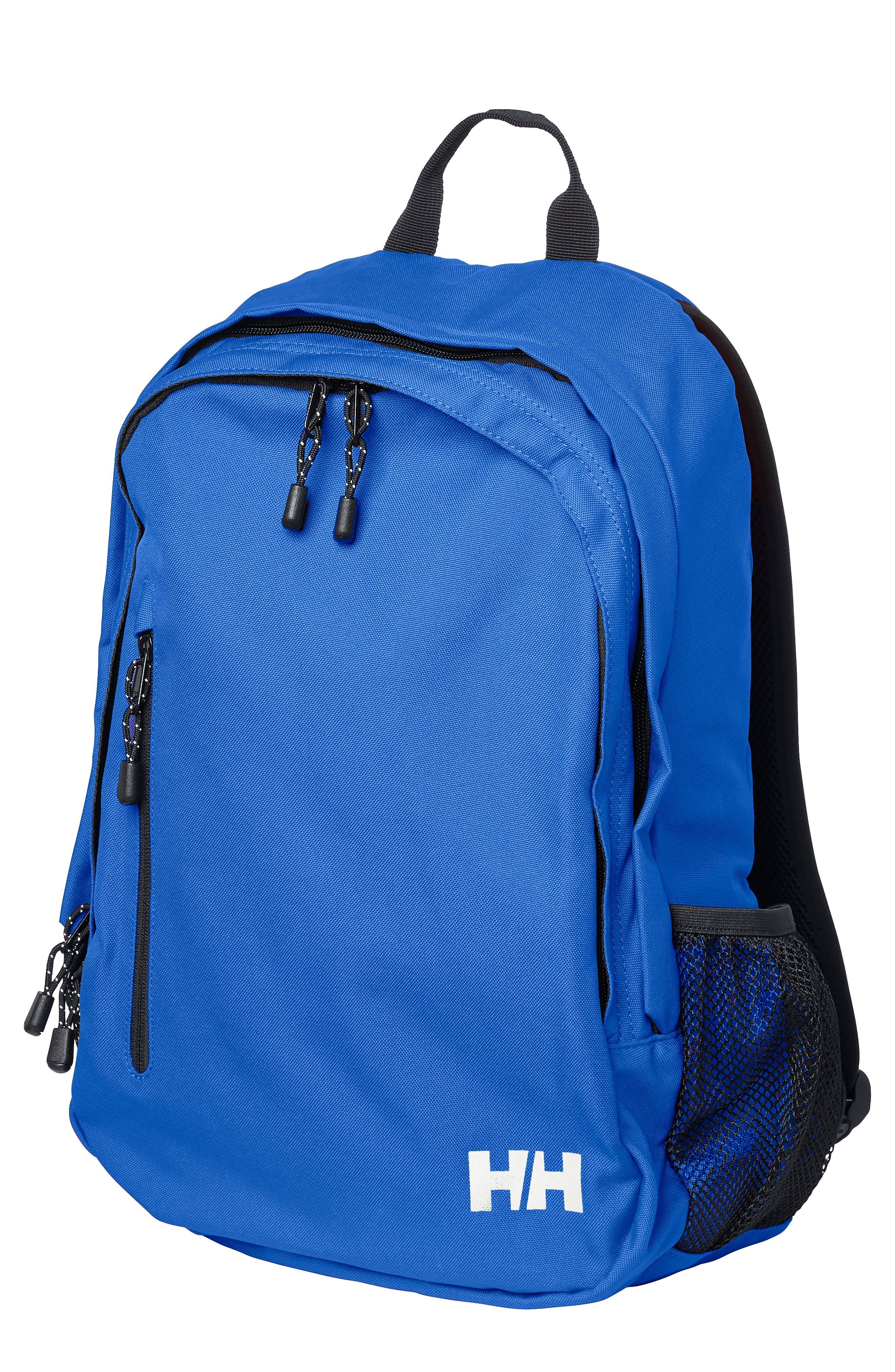 HELLY HANSEN Dublin Backpack - Blue in Olympian Blue