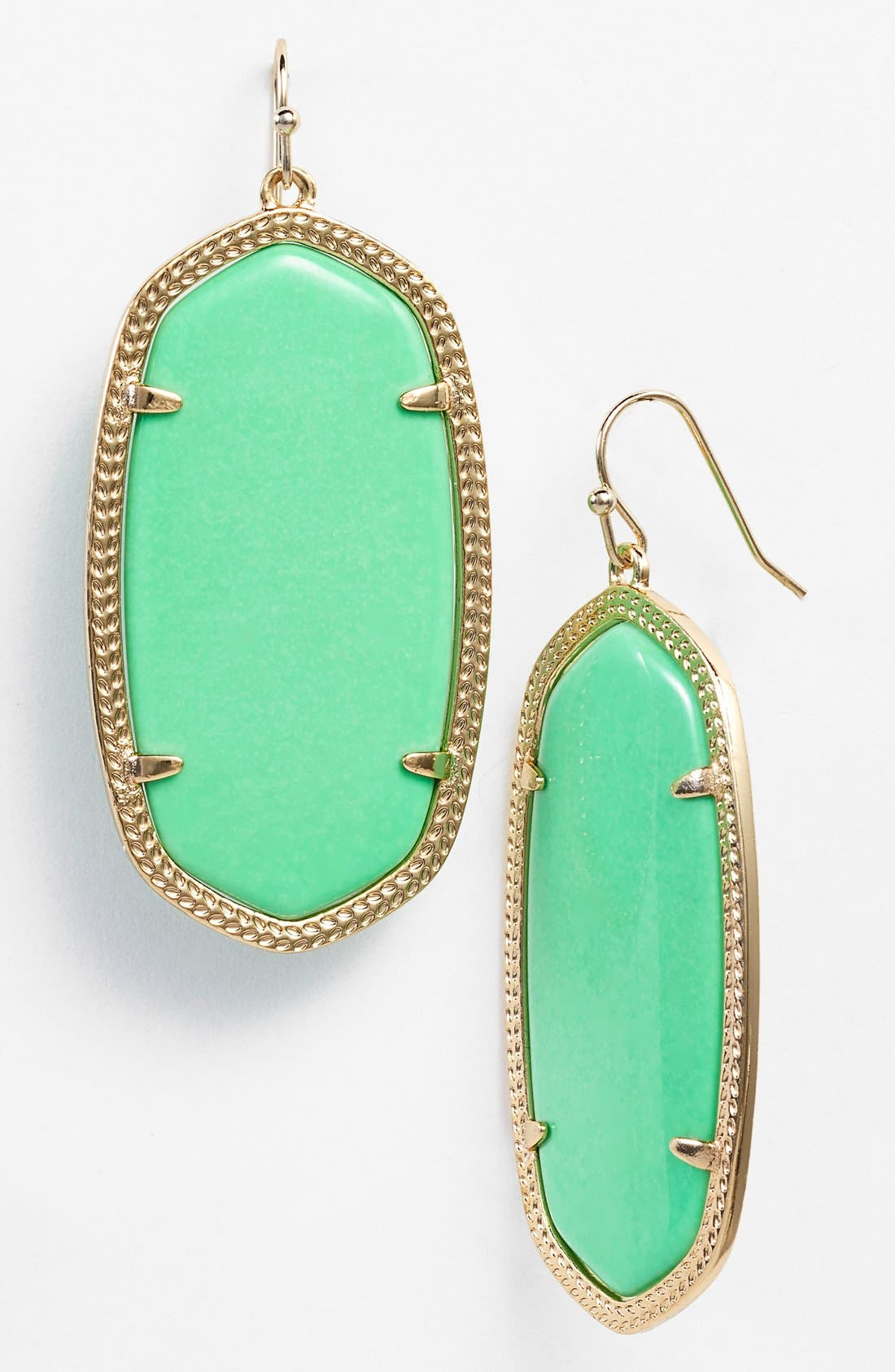 Danielle - Large Oval Statement Earrings,                             Main thumbnail 52, color,