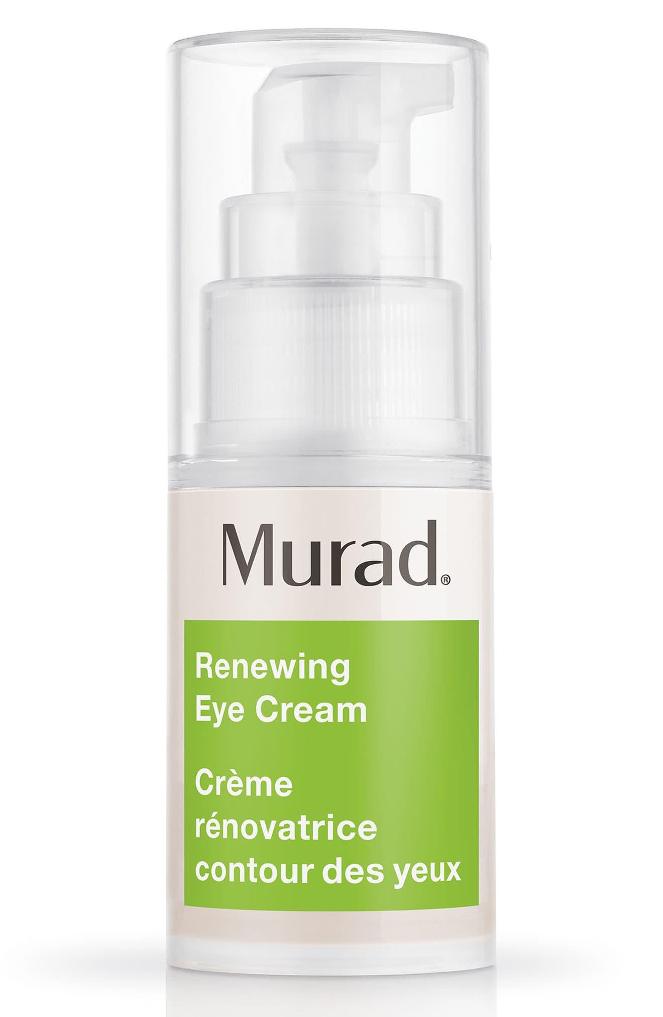 Renewing Eye Cream,                             Alternate thumbnail 2, color,                             NO COLOR