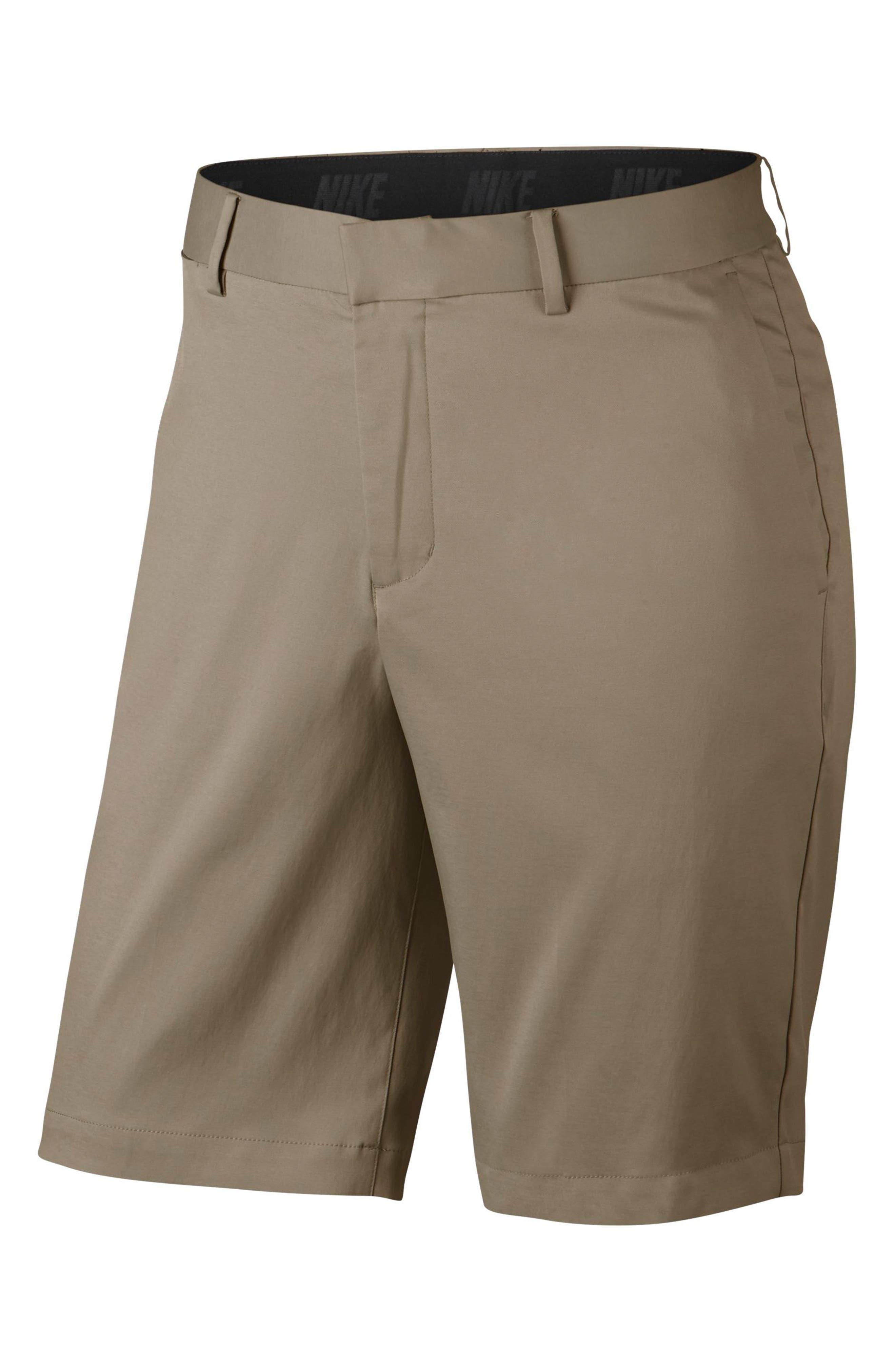 Flat Front Golf Shorts,                             Alternate thumbnail 49, color,