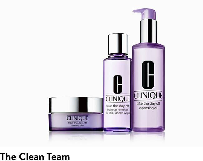 7a6e505a4e1 Clinique Cleansers