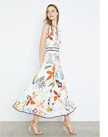 Lafayette 148 New York dress.