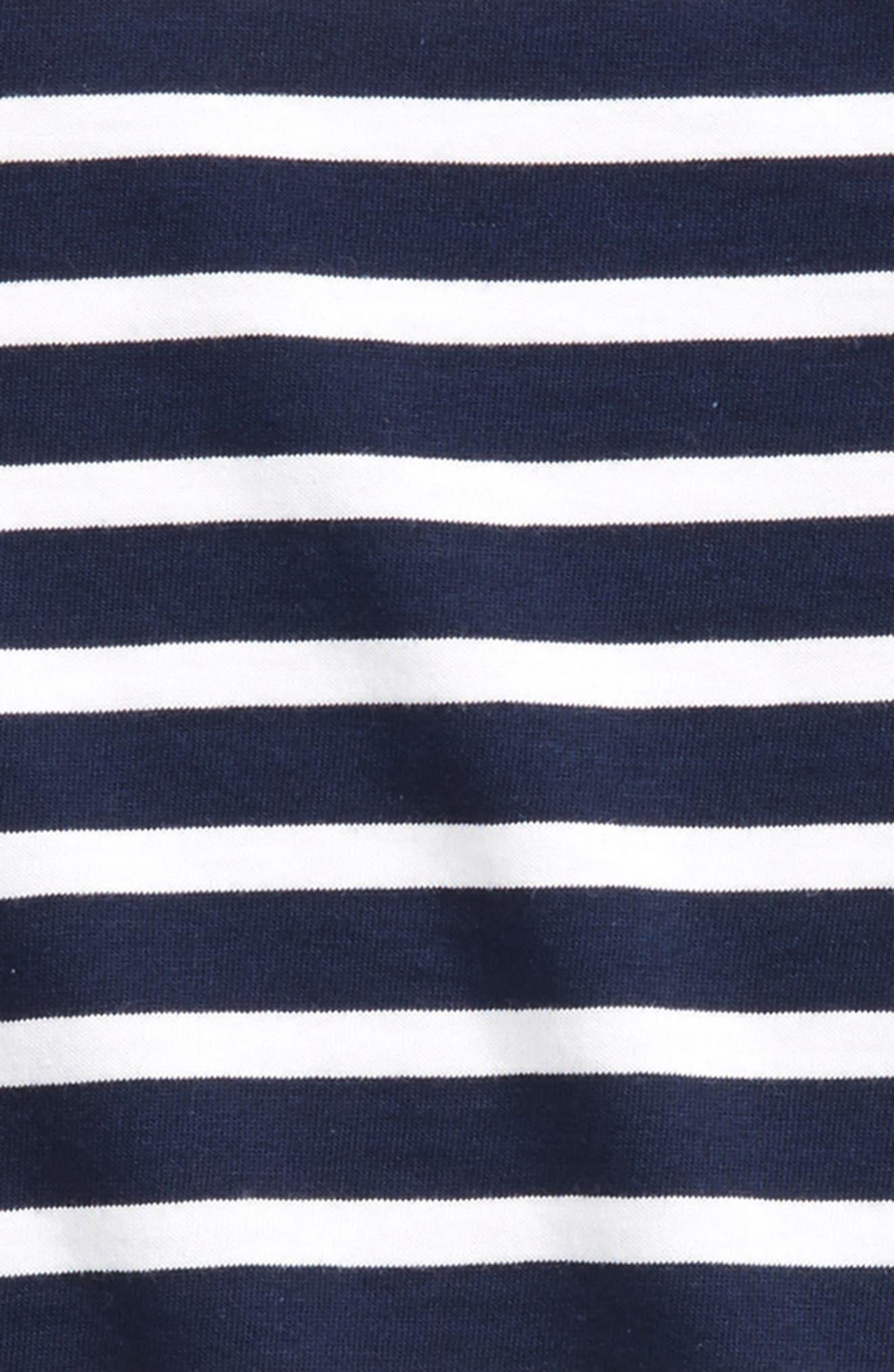 Minquiers Striped Sailor Shirt,                             Alternate thumbnail 2, color,                             400
