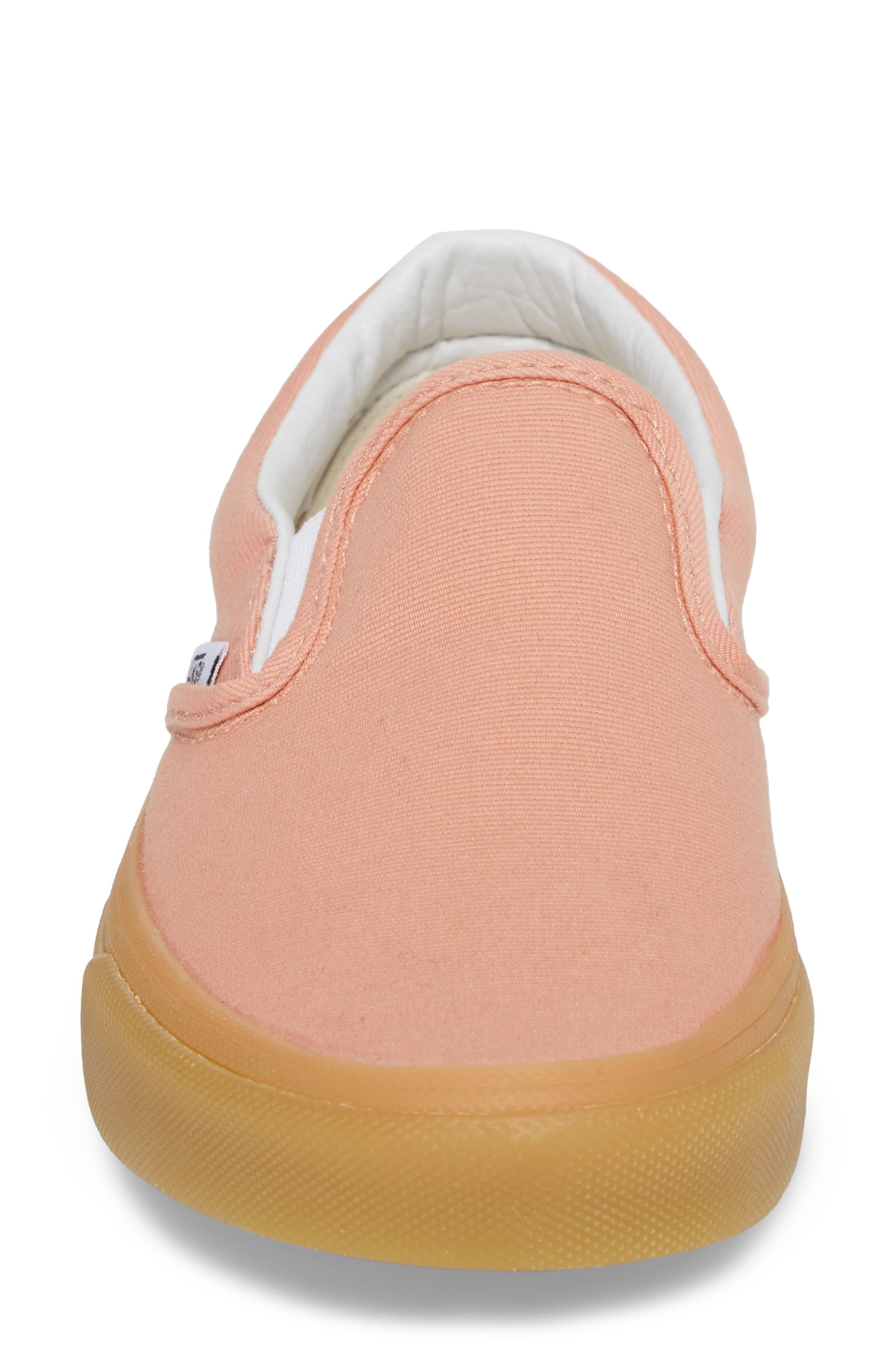 Classic Slip-On Sneaker,                             Alternate thumbnail 298, color,