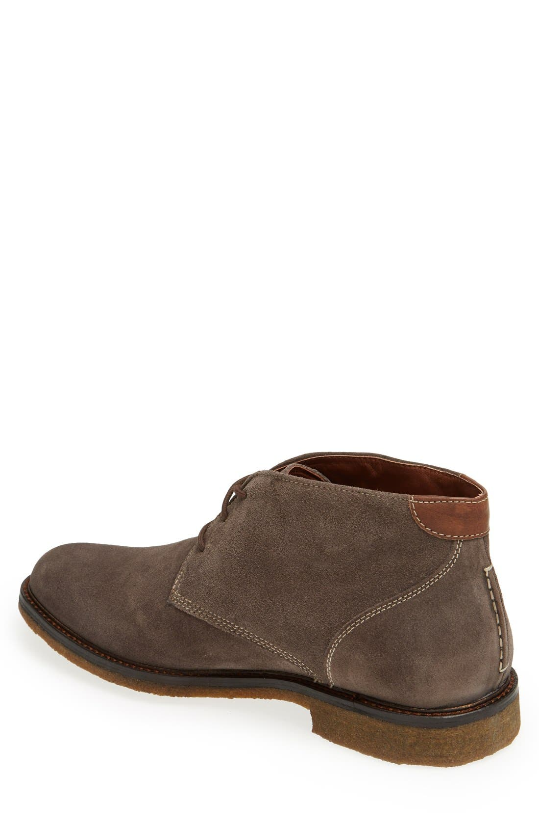 'Copeland' Suede Chukka Boot,                             Alternate thumbnail 20, color,