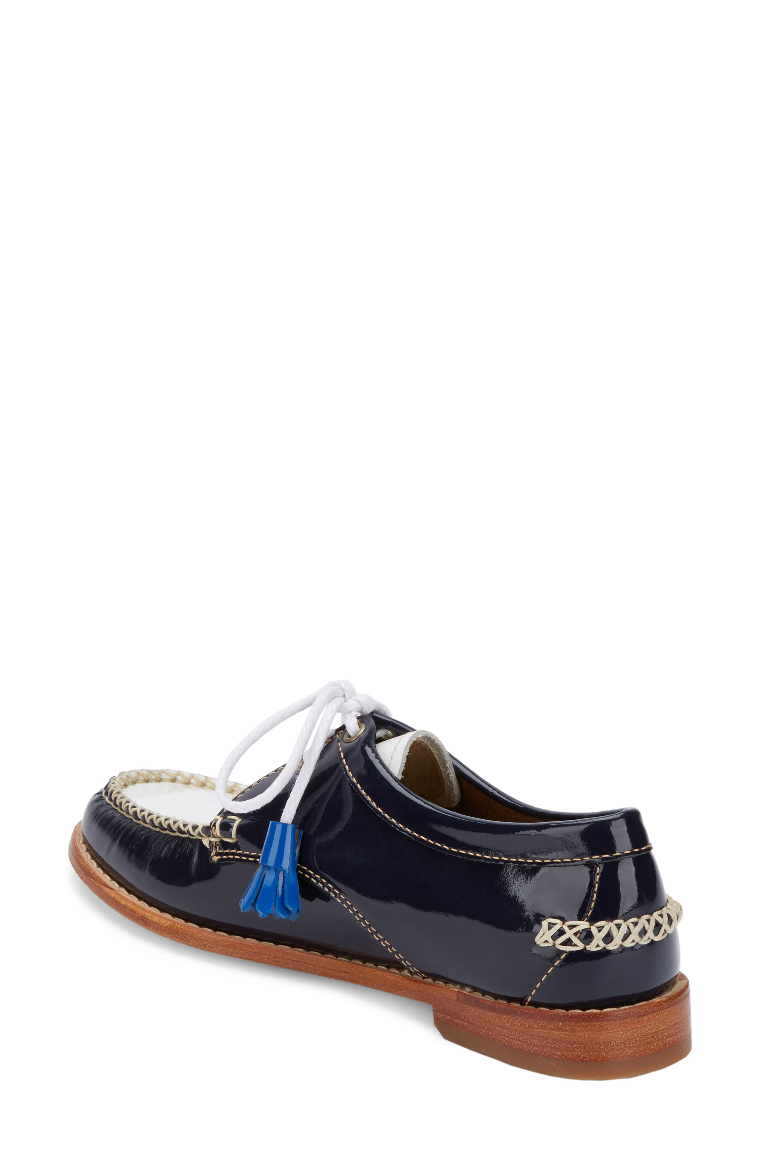 'Winnie' Leather Oxford,                             Alternate thumbnail 18, color,