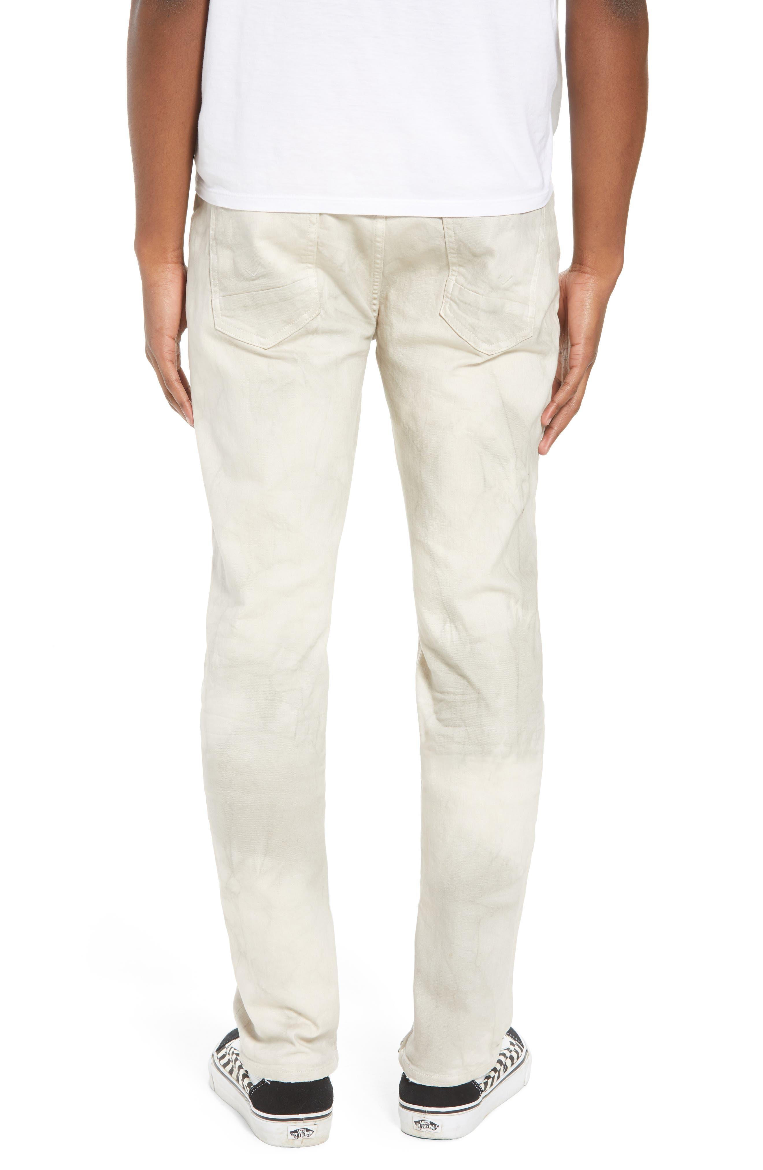 Vaughn Biker Skinny Fit Jeans,                             Alternate thumbnail 2, color,                             250