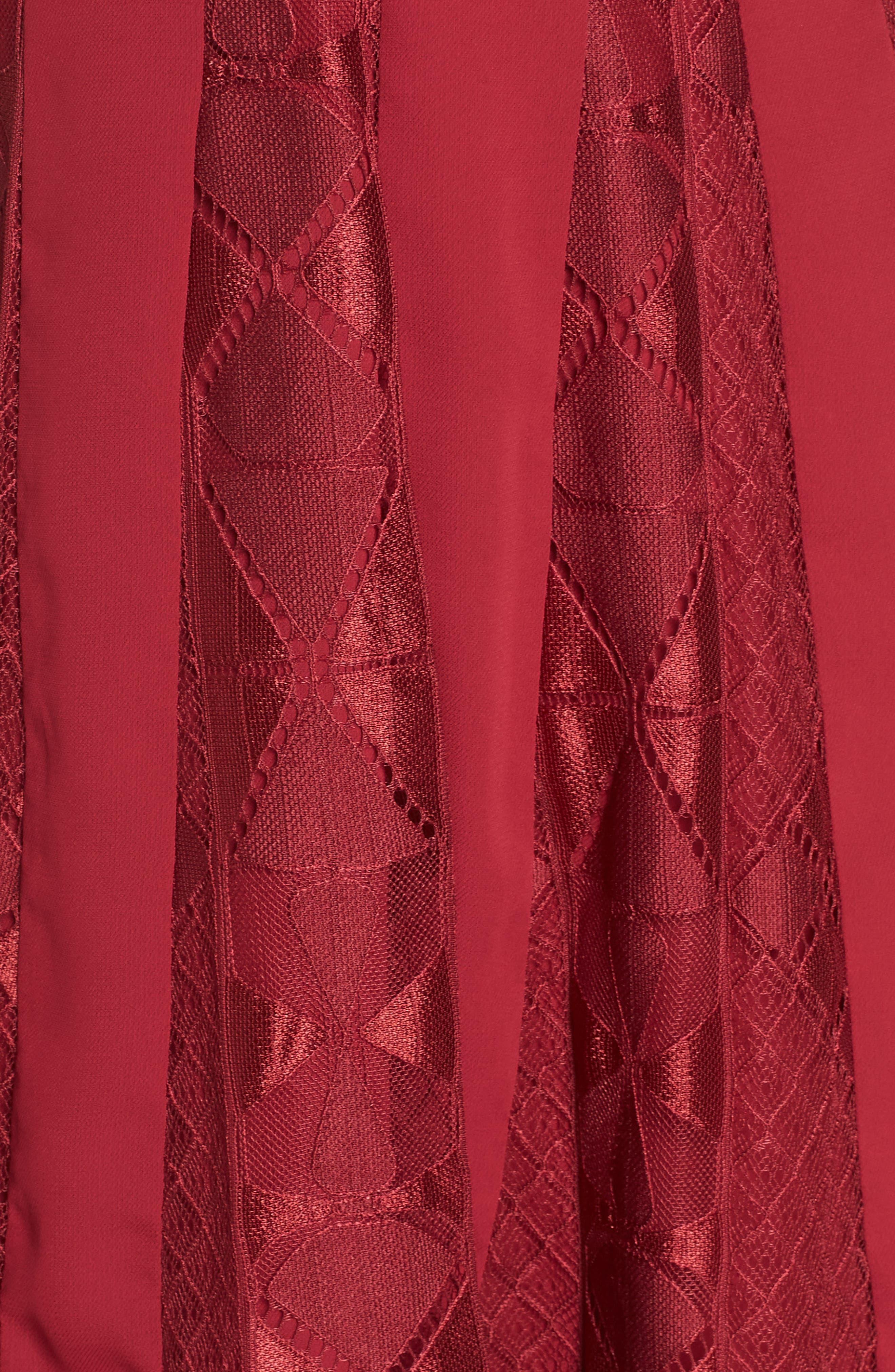 Calla Lace Dress,                             Alternate thumbnail 6, color,                             930