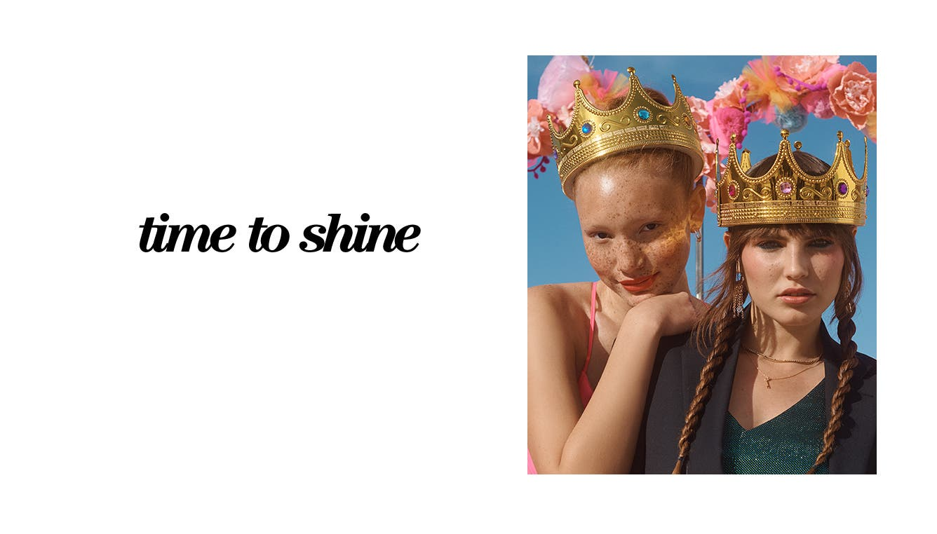 Time to Shine: our prom beauty picks.