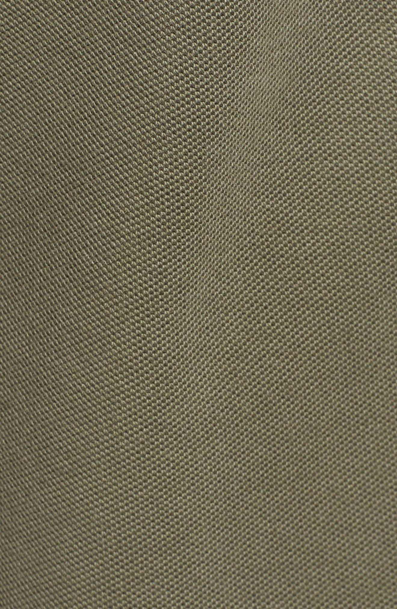 Chroma Wash Regular Fit Piqué Pants,                             Alternate thumbnail 5, color,                             331