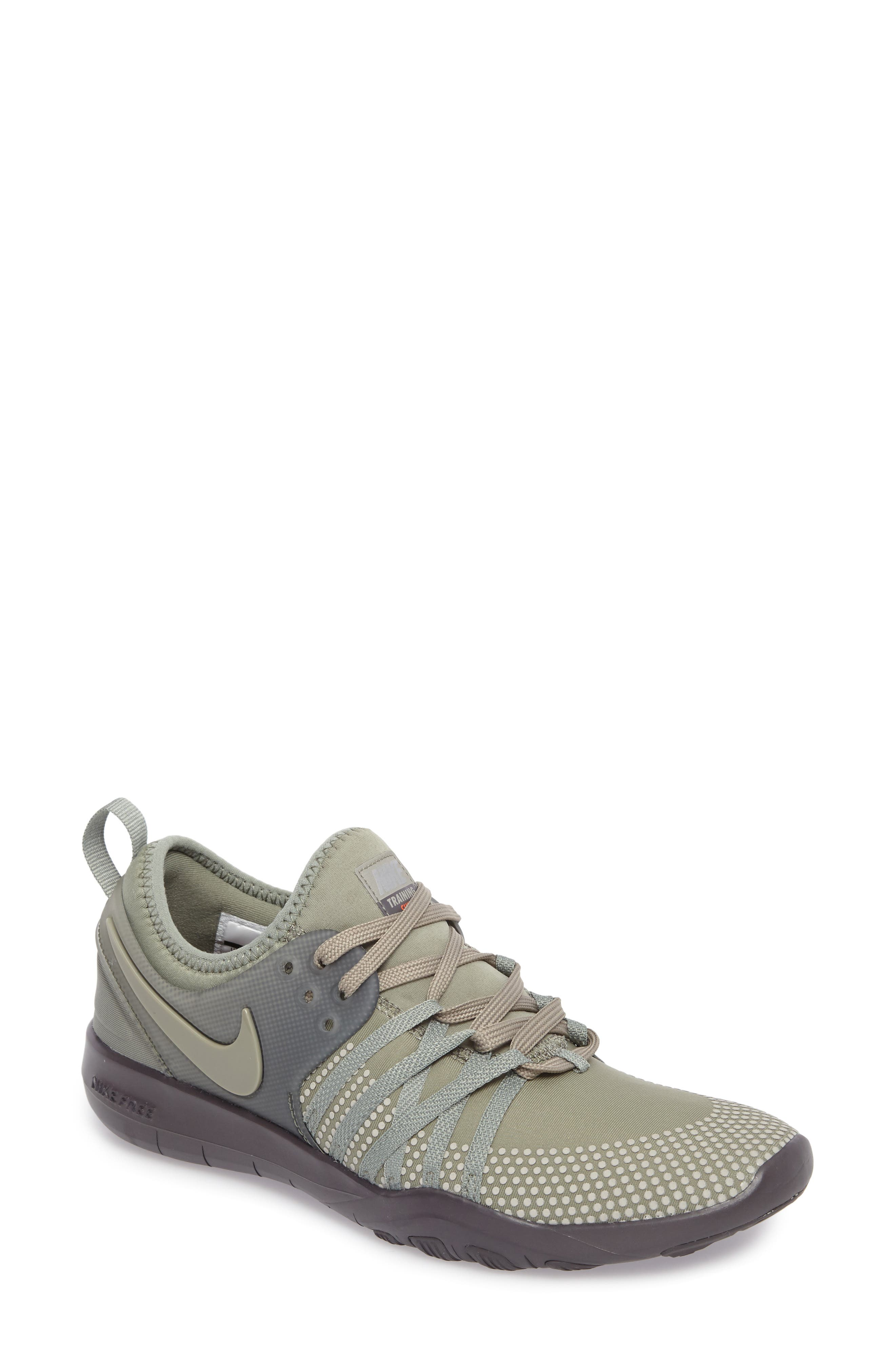 Free TR 7 Shield Water-Repellent Training Shoe,                             Main thumbnail 1, color,                             028